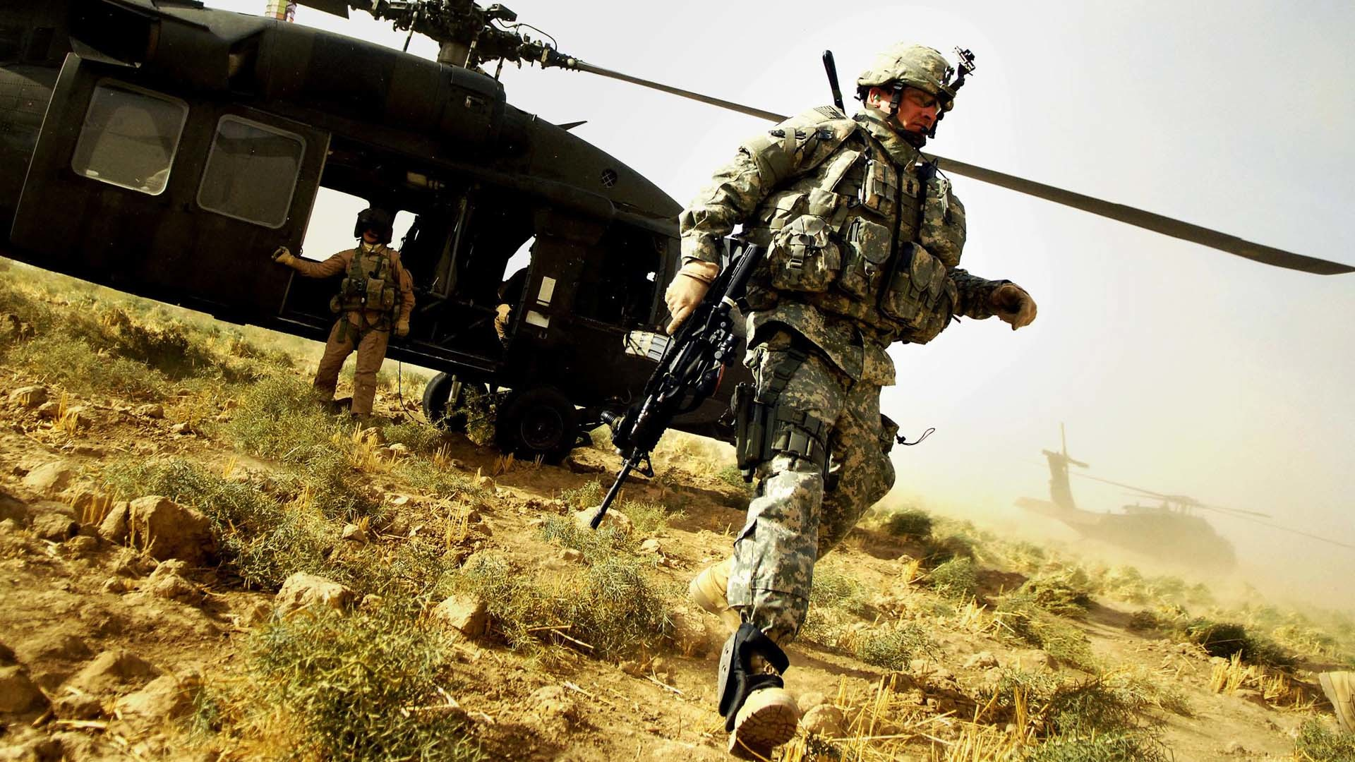 Us Army Soldier Wallpapers Full HD – Daily Backgrounds in HD