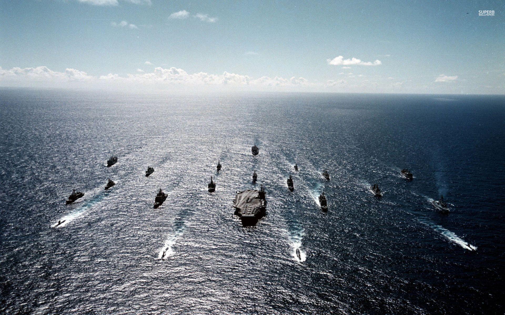 Naval Wallpaper