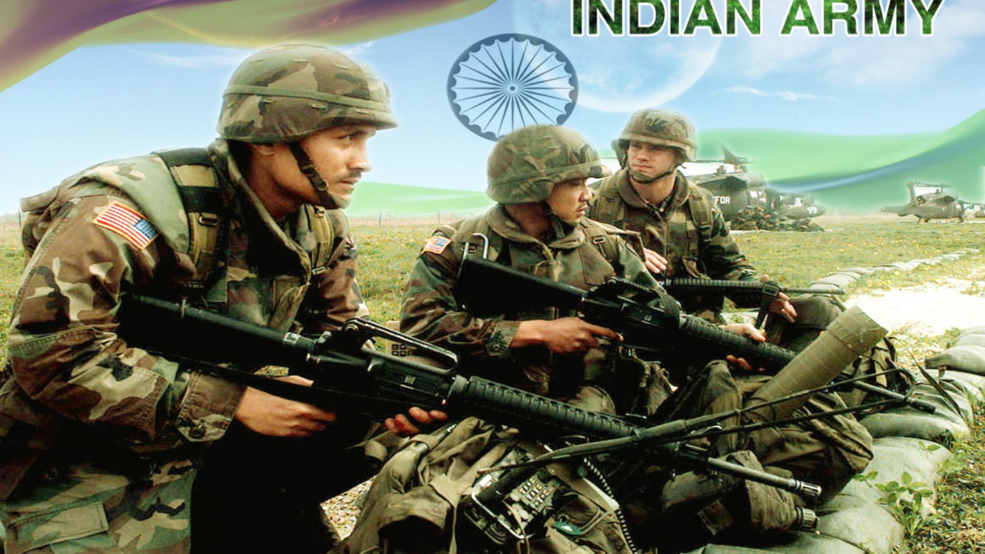 Indian army desktop hd wallpaper – HDWallpapersin.com