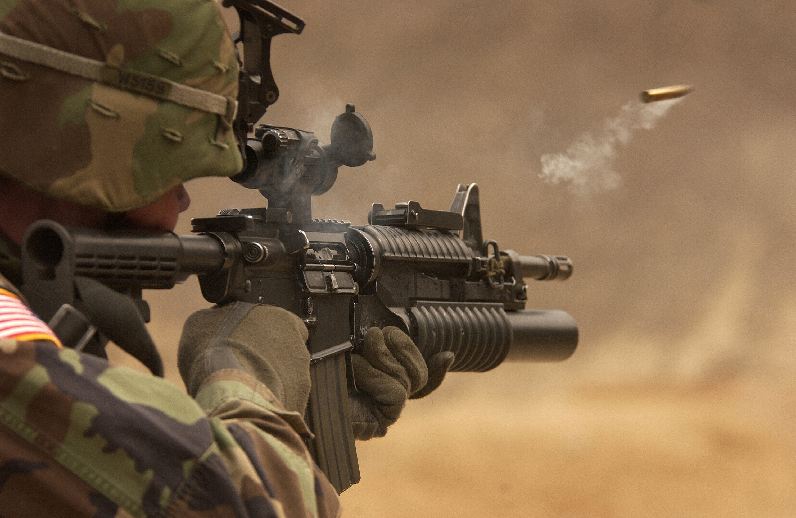 HD Wallpaper | Background ID:11385. Military Soldier