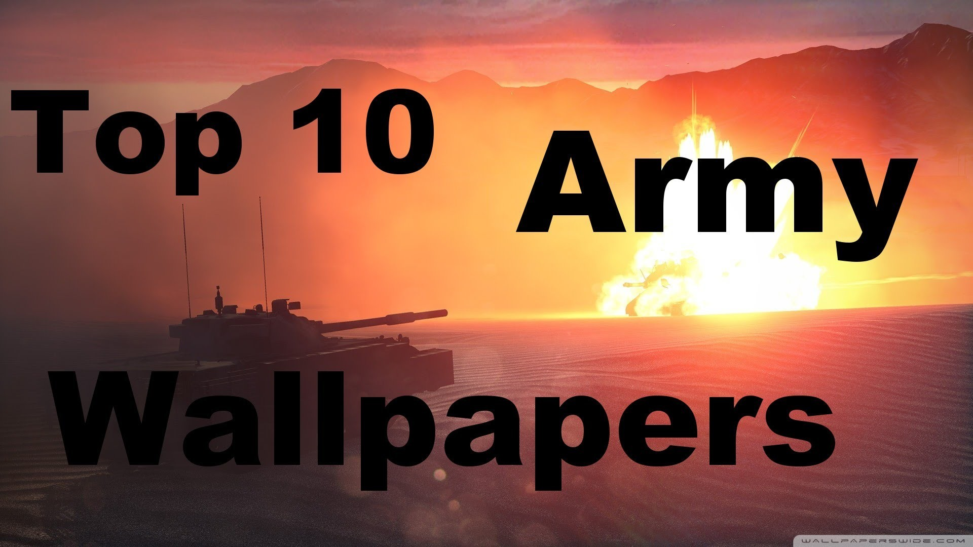 Top 10 Army Wallpapers HD + DOWNLOAD