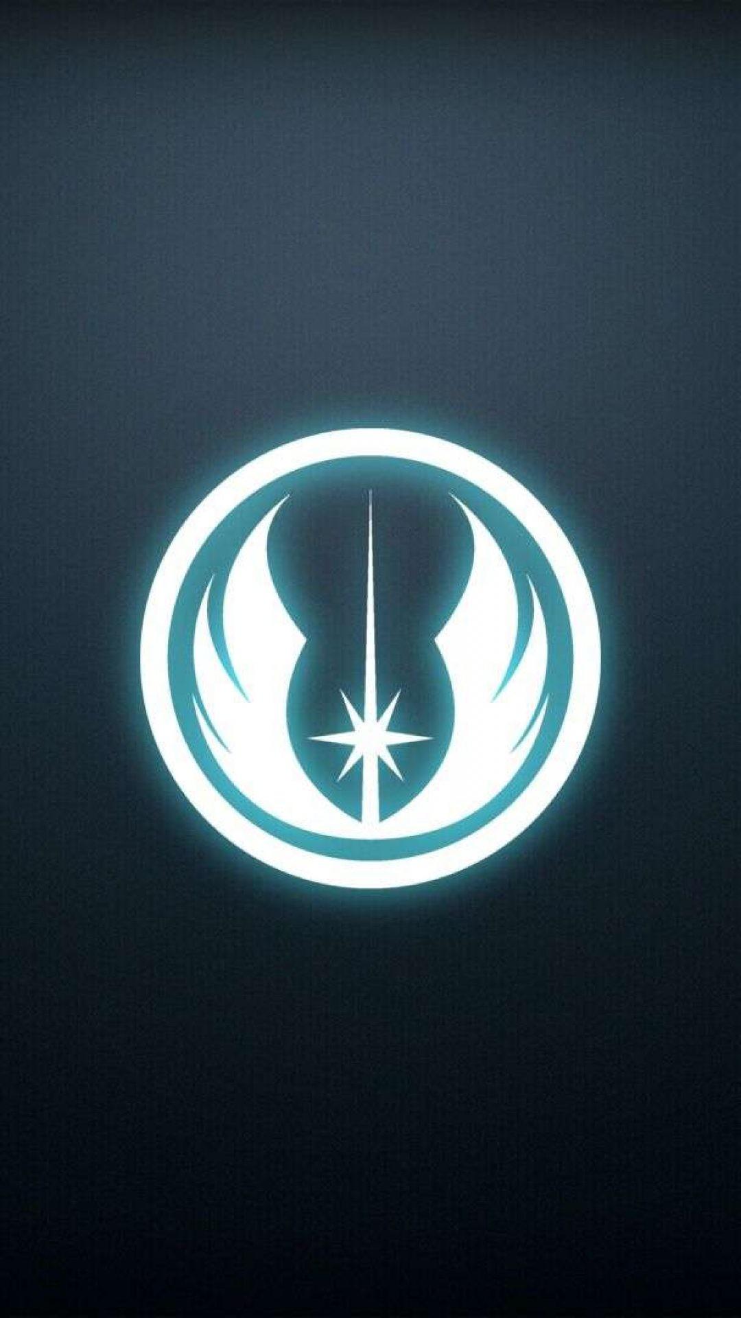 star wars jedi symbol wallpaper