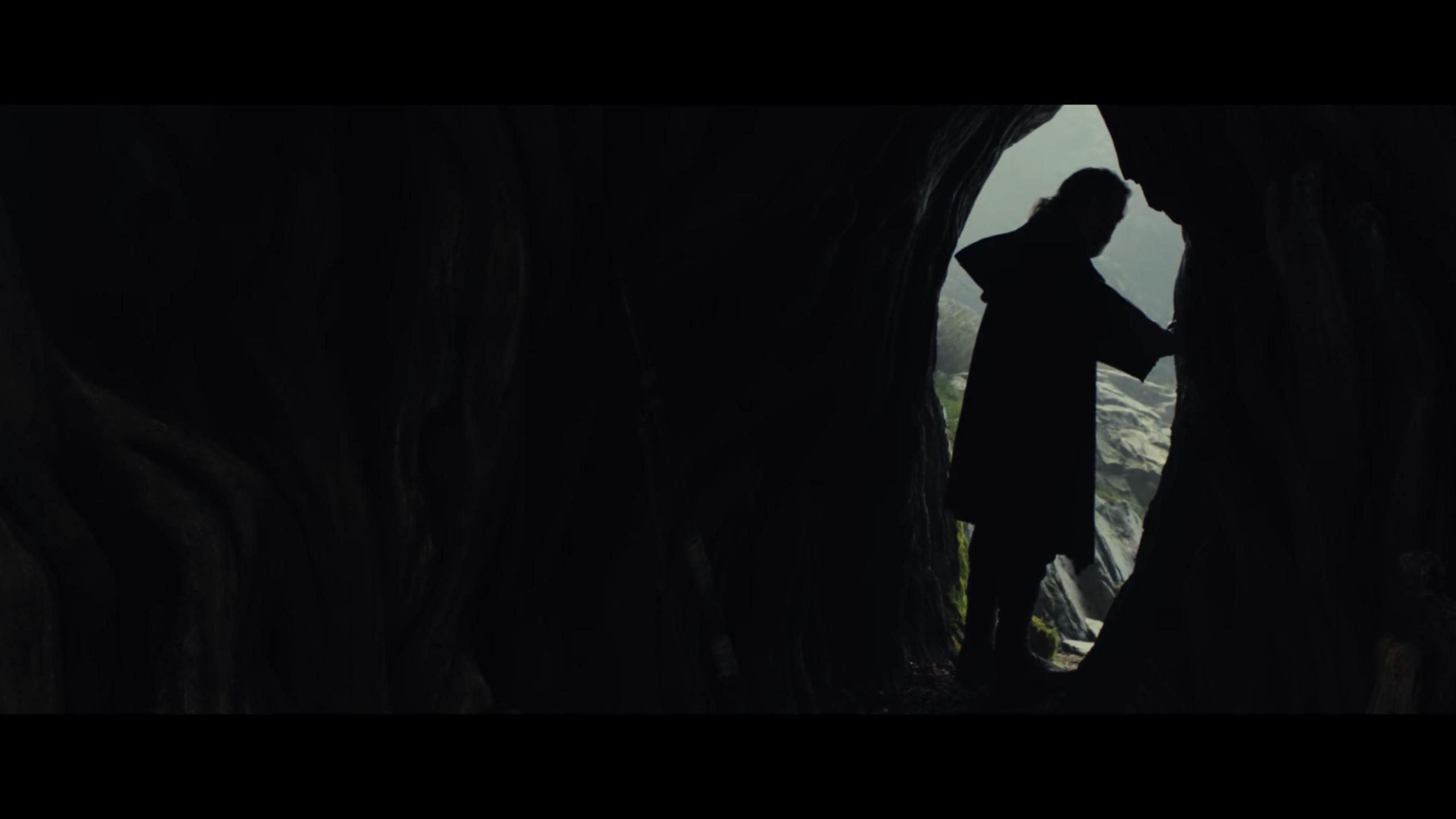 Luke Skywalker is done with the Jedi.