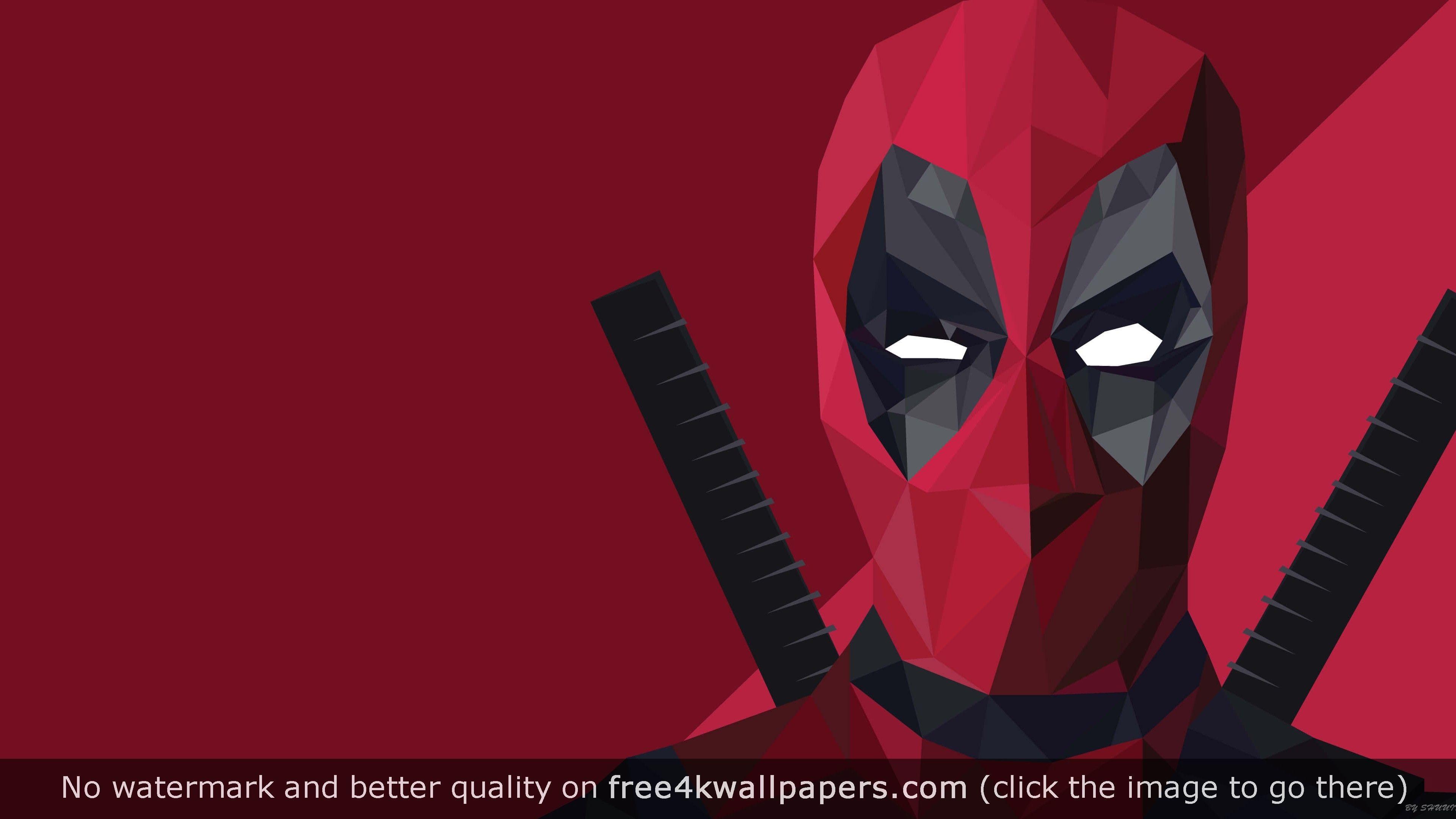 Best Deadpool Wallpaper 4k