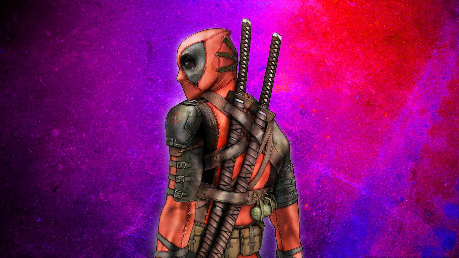 Deadpool Wallpaper HD Comics.