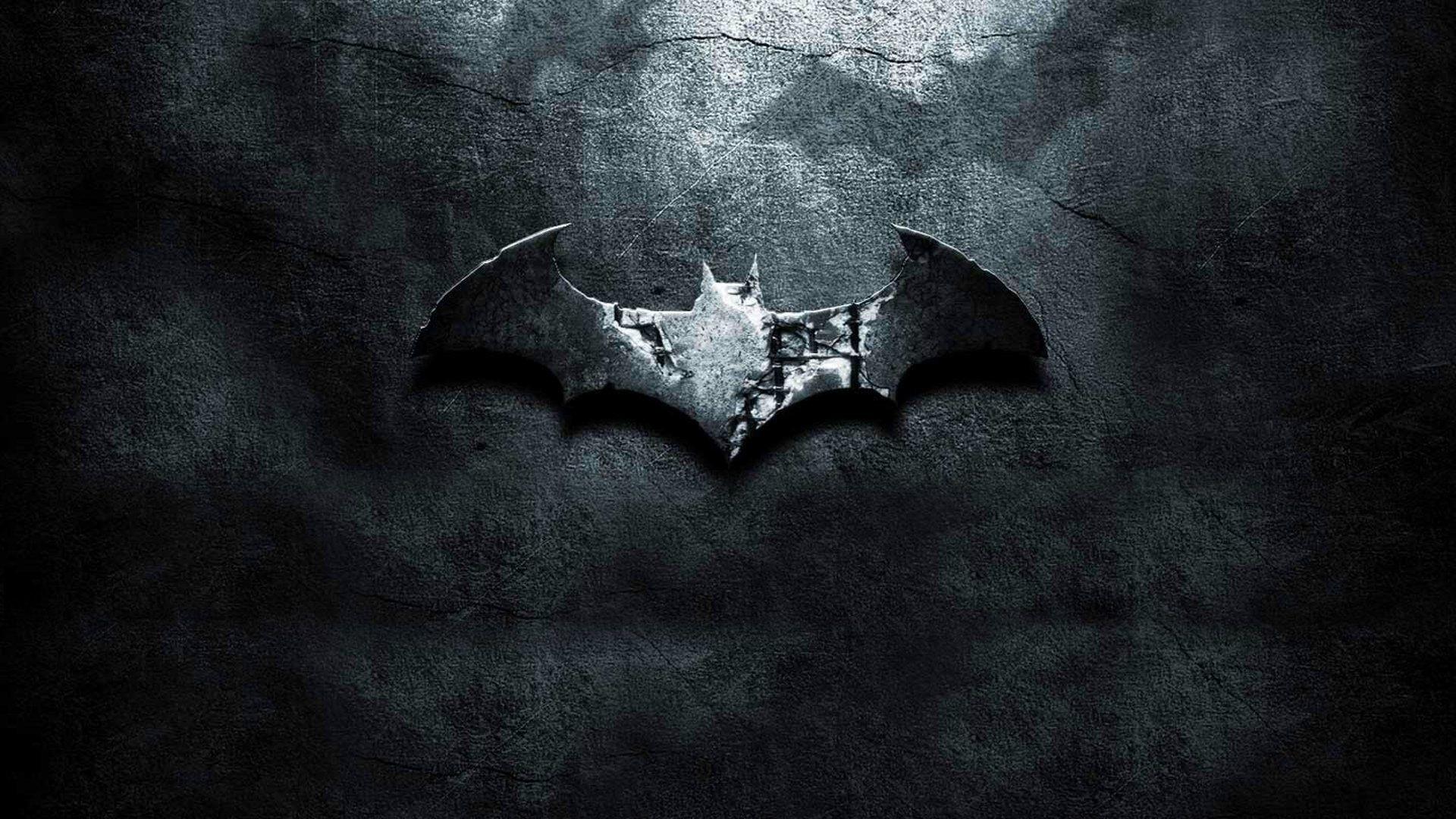 Batman Logo Wallpaper HD 1080p.