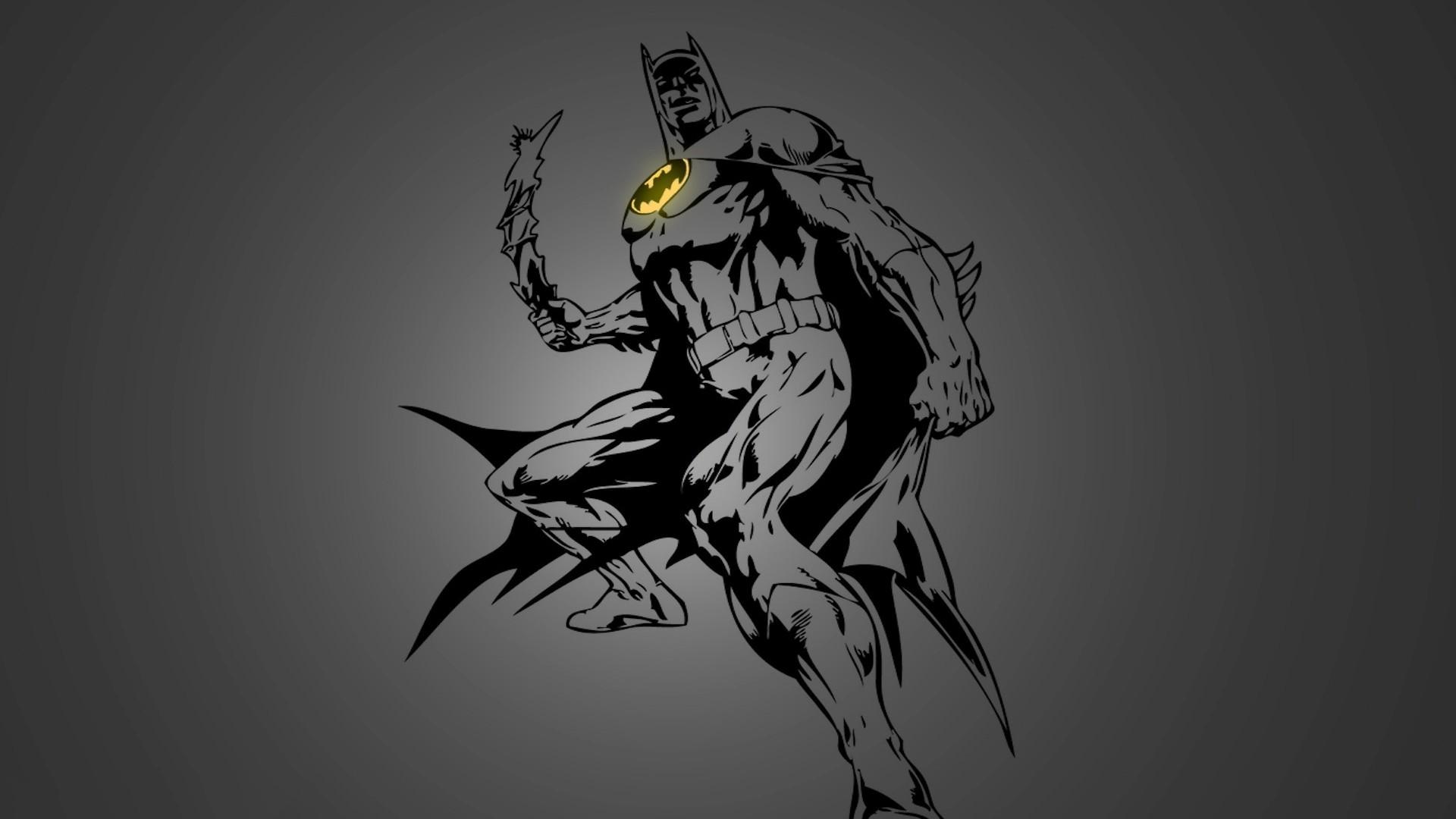 Download Batman Hd Wallpapers