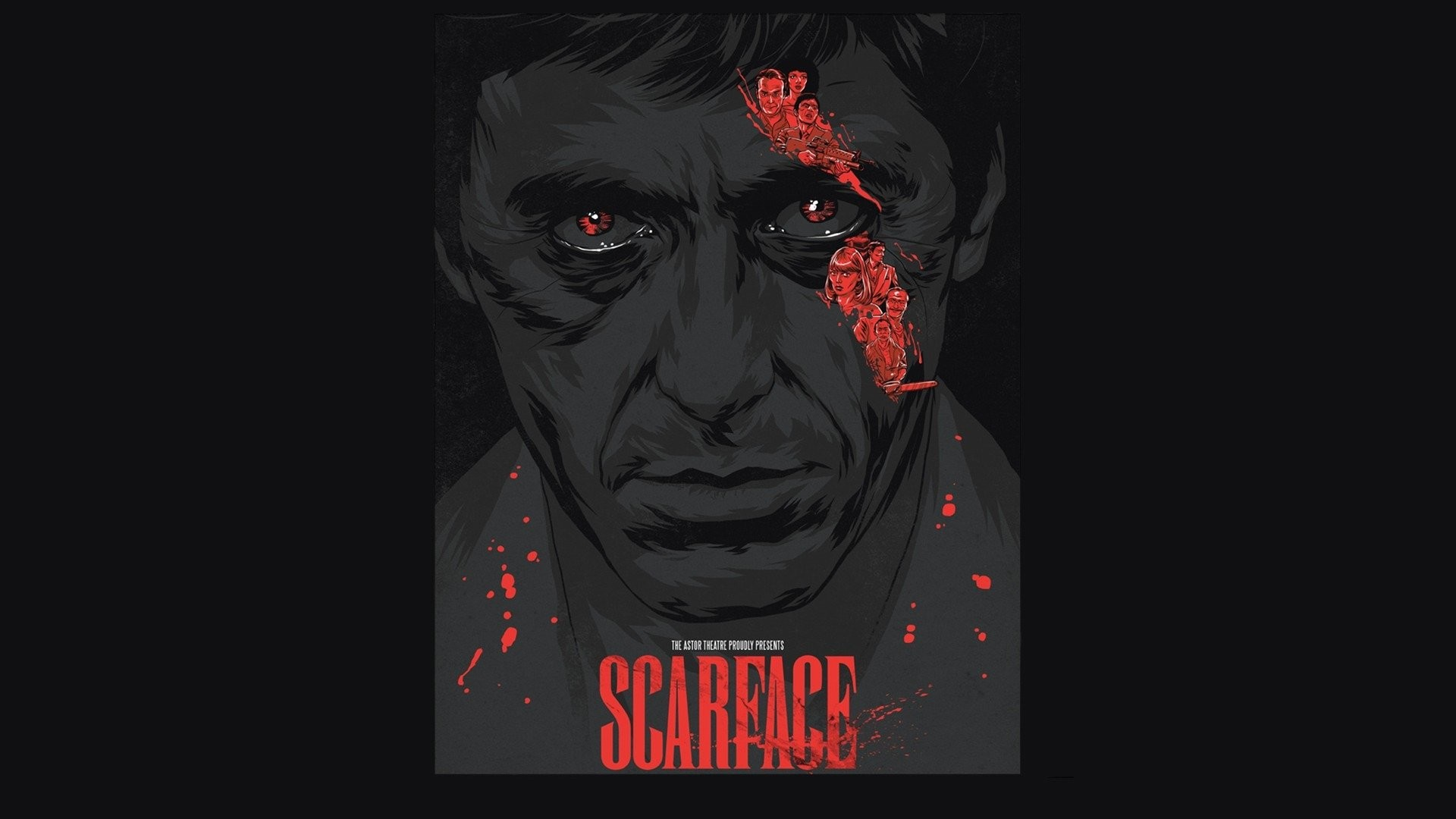 HD Wallpaper | Background ID:429843. Movie Scarface