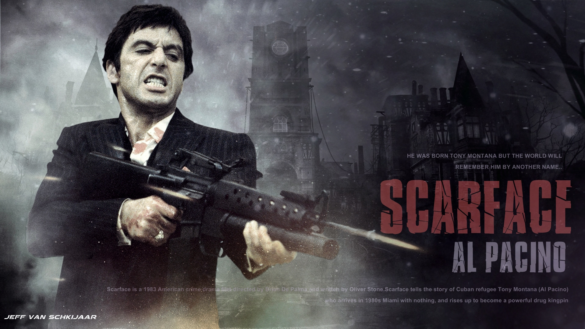 Free Scarface Wallpapers – Wallpaper Cave