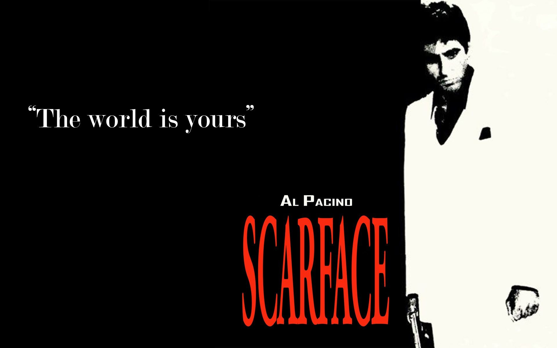 Scarface HD Wallpapers and Backgrounds