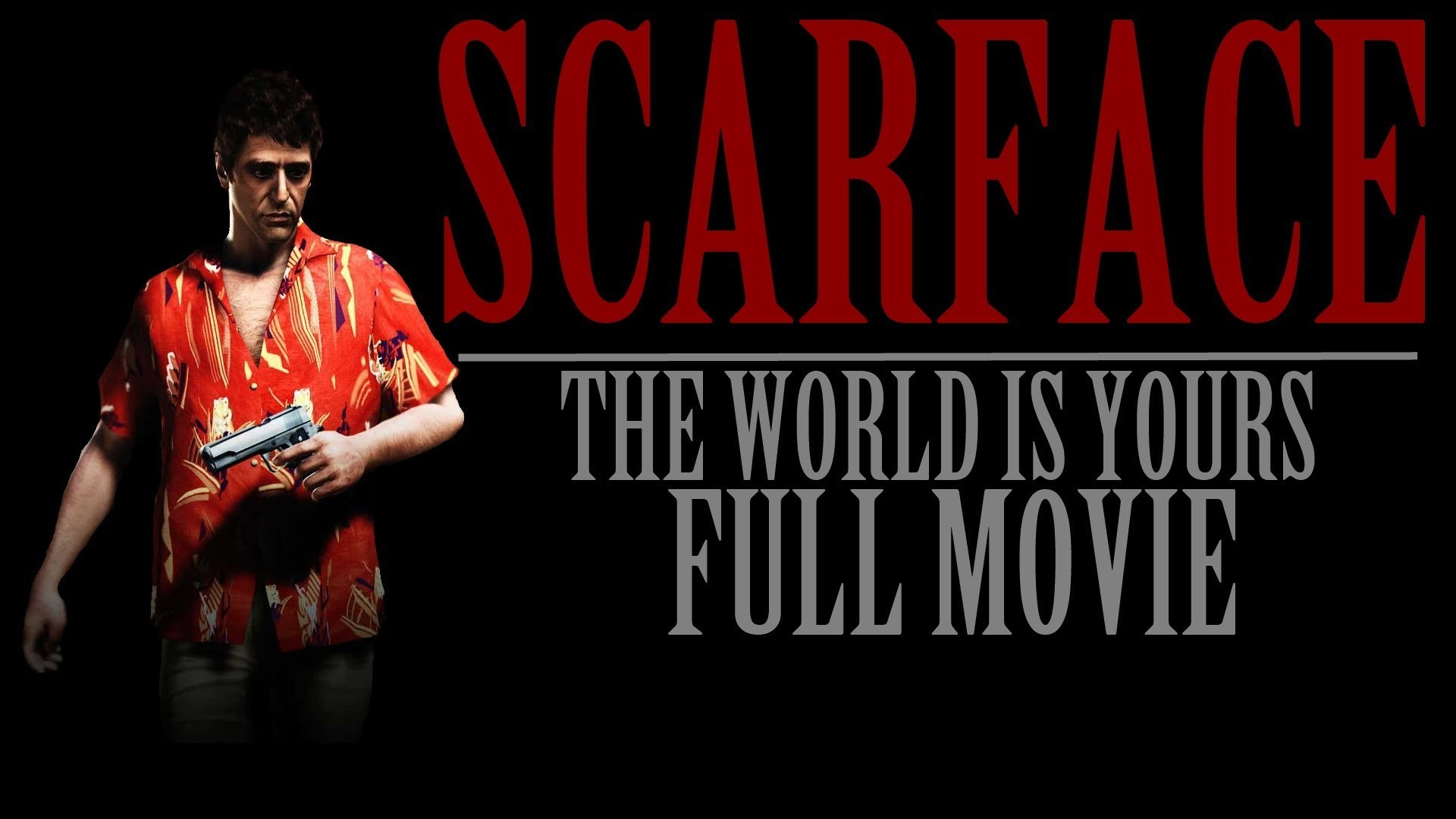 Scarface The World Is Yours: Full Movie (All Game Cutscenes) HD – YouTube