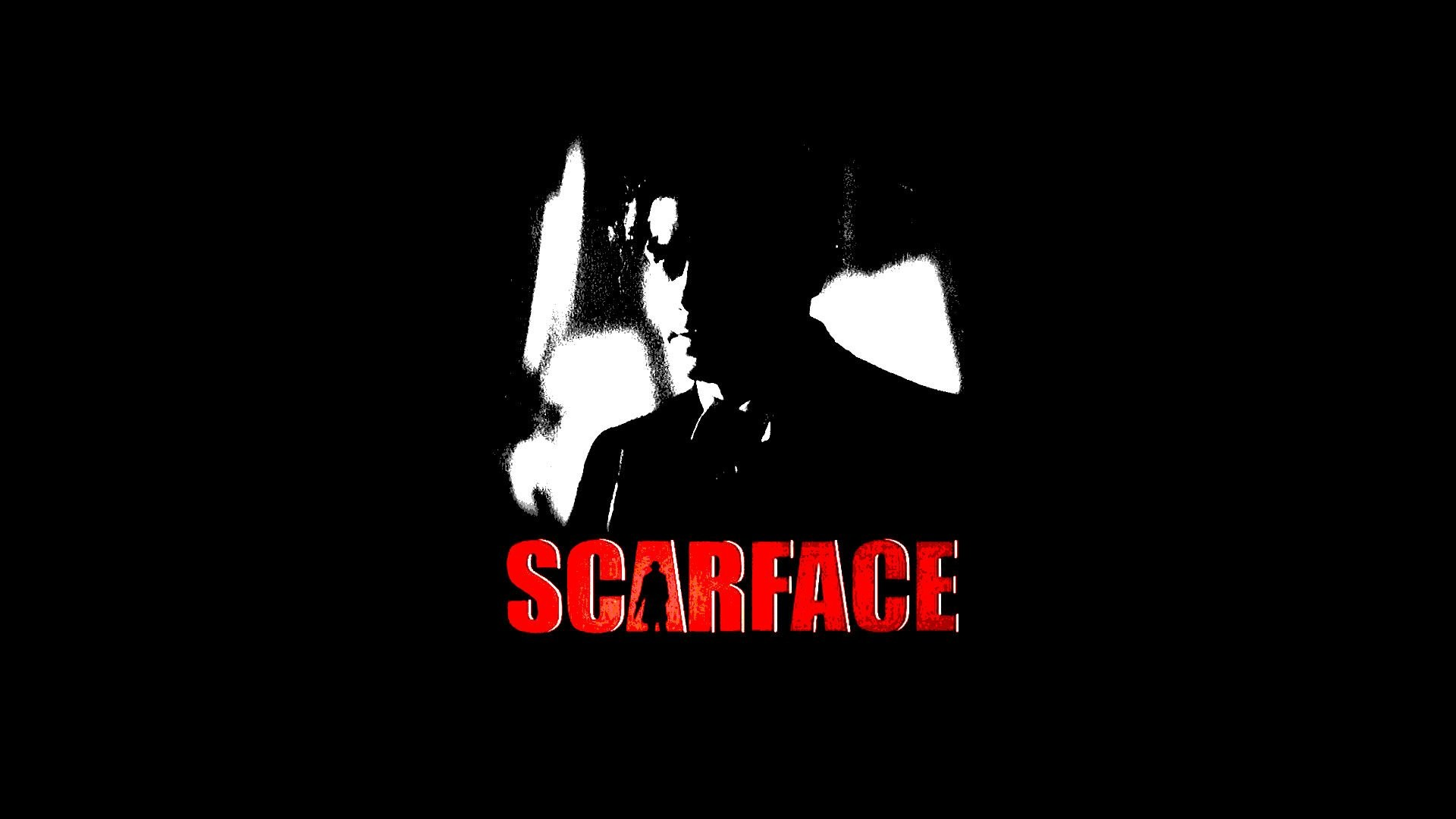 SCARFACE crime drama movie film poster wallpaper | | 333961 |  WallpaperUP