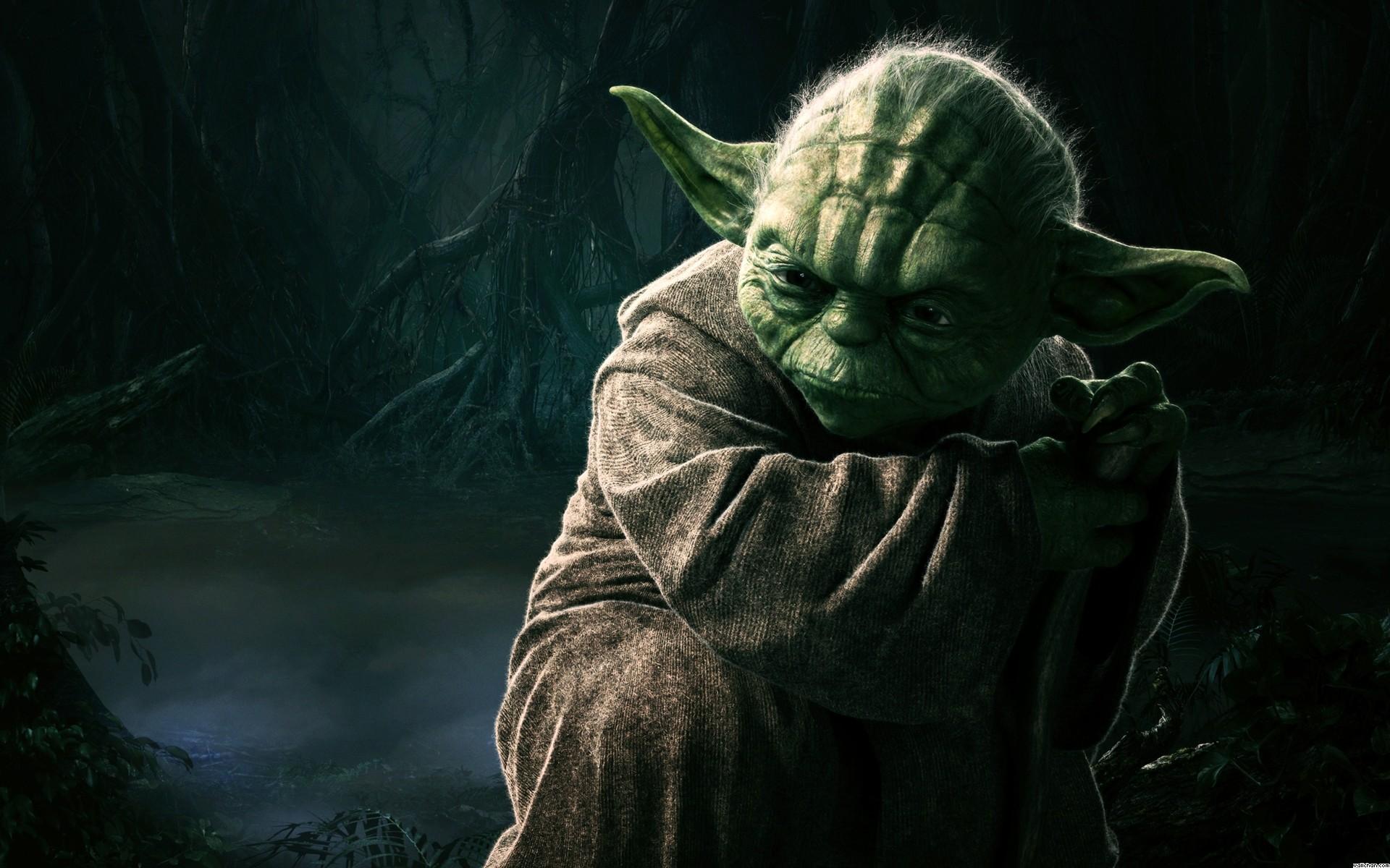 Yoda Wallpaper – Star Wars Wallpaper (30766197) – Fanpop
