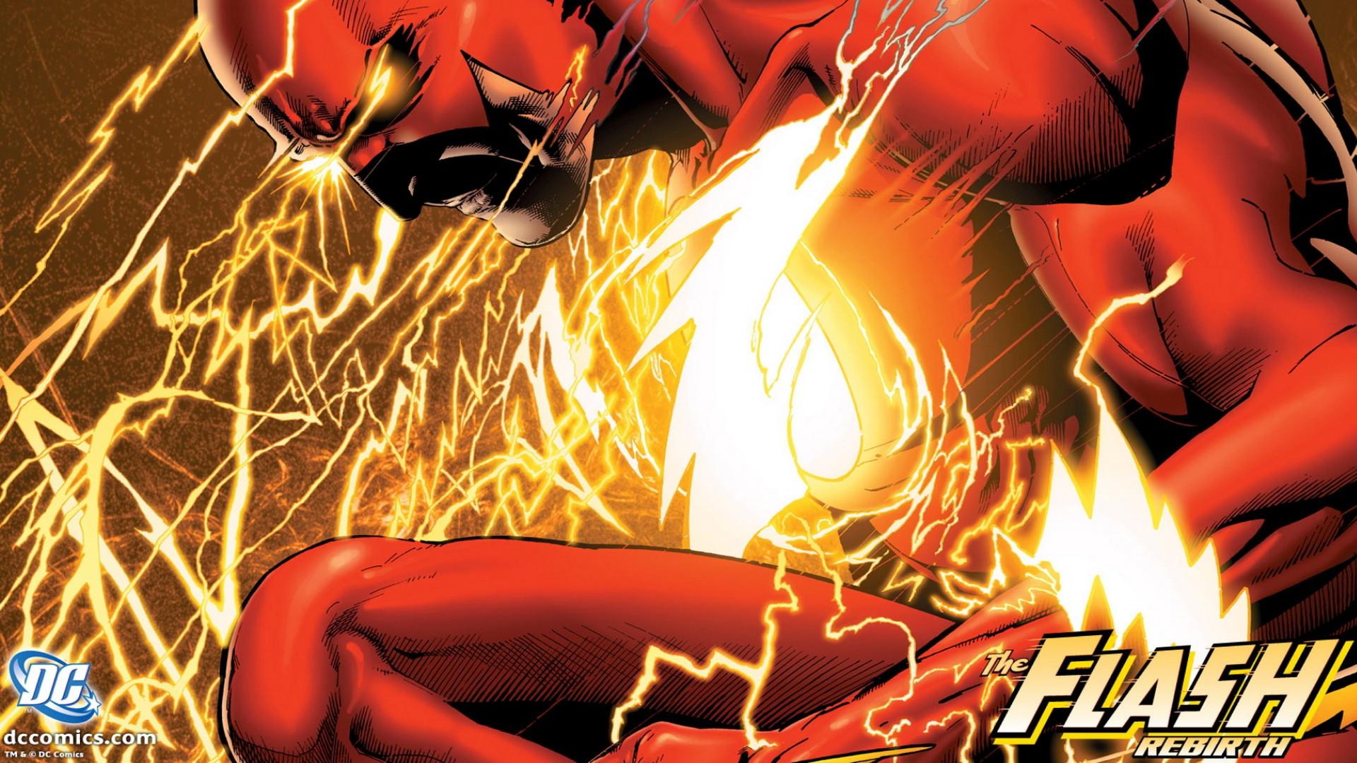 The Flash Gains Momentum