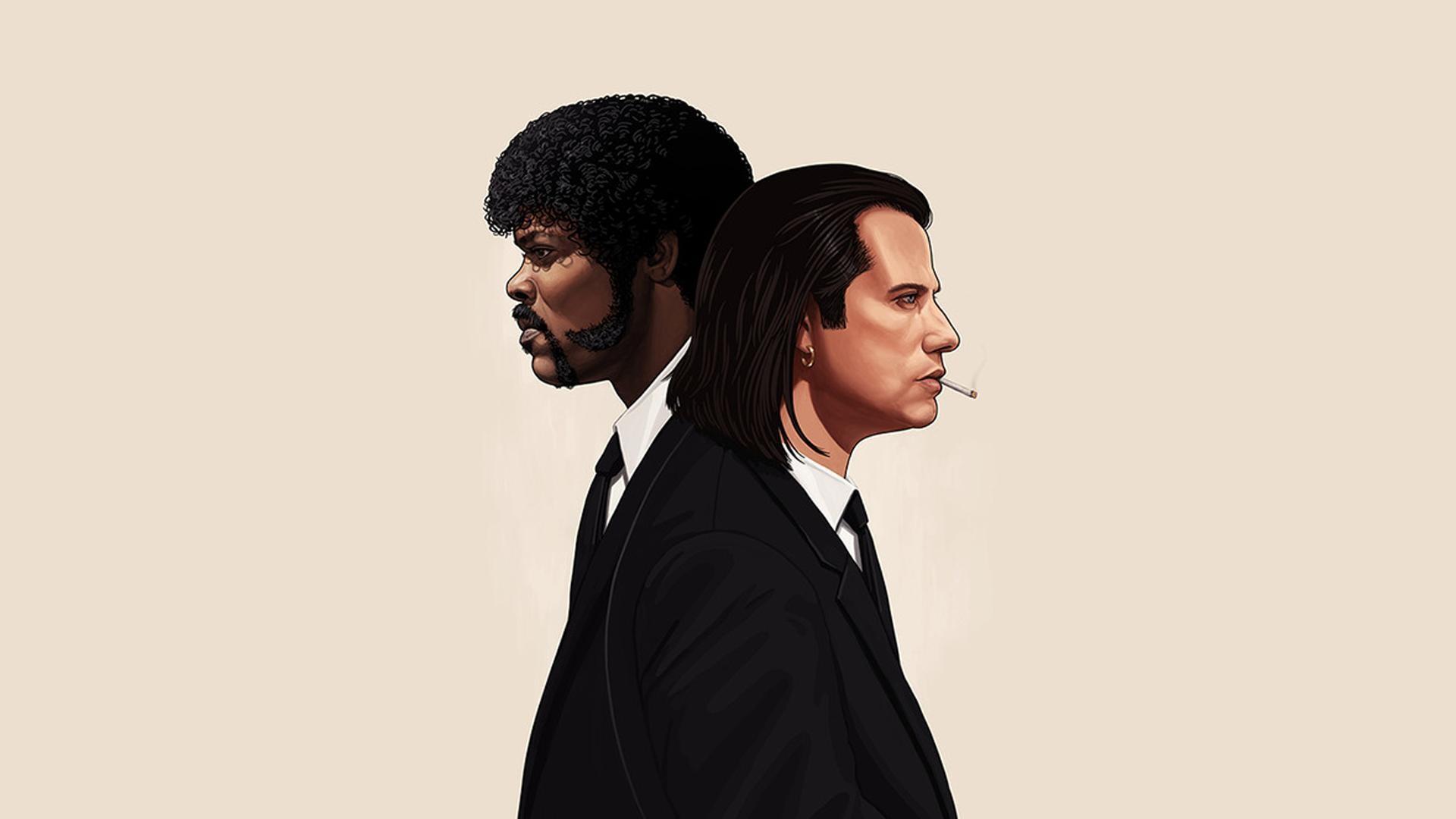 Movie – Pulp Fiction Wallpaper