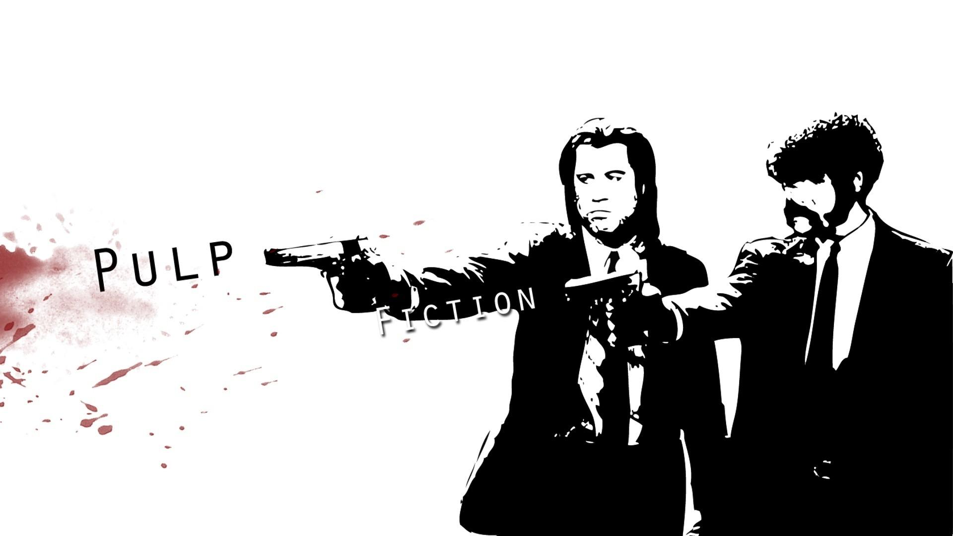 movies, Pulp Fiction, Samuel L. Jackson, John Travolta Wallpapers HD /  Desktop and Mobile Backgrounds