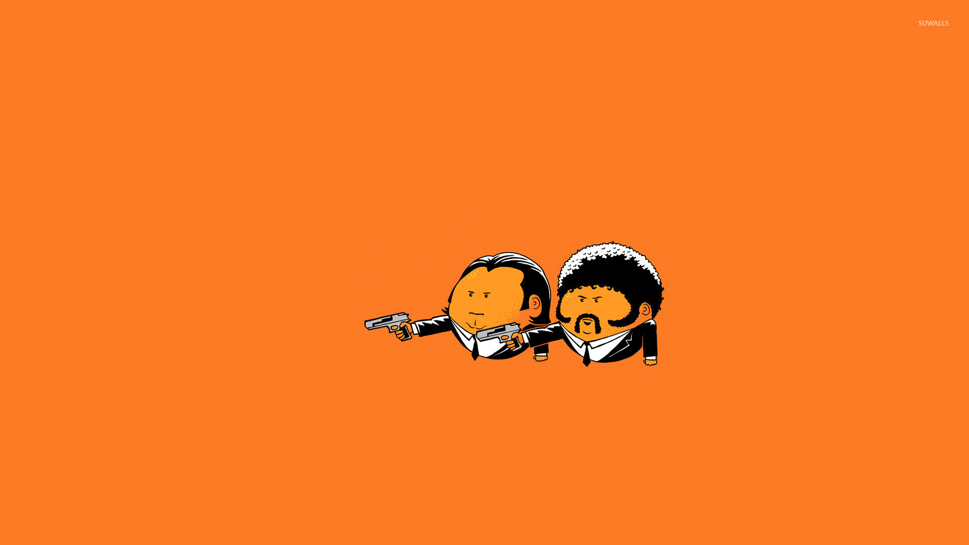 Pulp Fiction Oranges wallpaper – Funny wallpapers – #15659