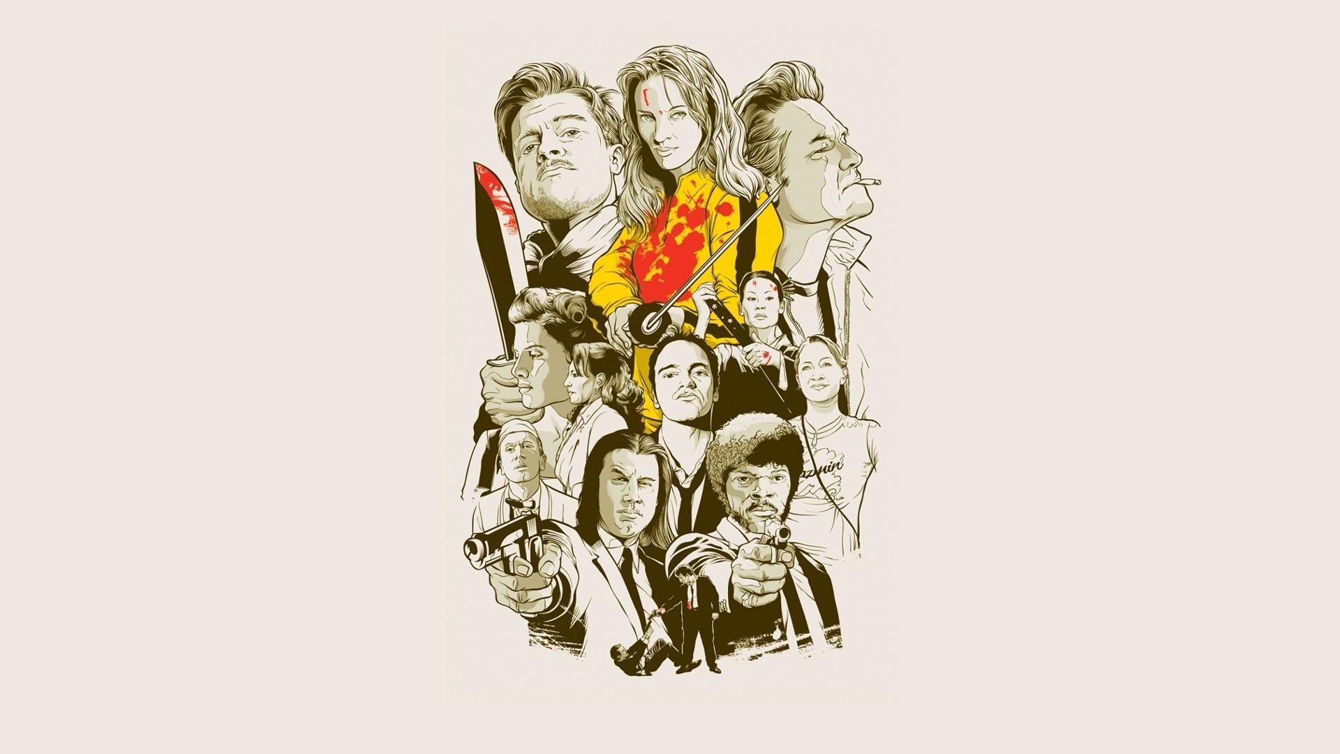 Quentin Tarantino pictures · Quentin Tarantino wallpapers desktop