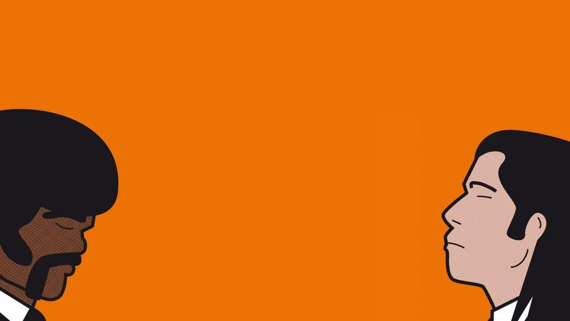 Download a Pulp Fiction Pulp Fiction Walking Dead Crossover HD Pleasing  Wallpaper Free 1920×1080
