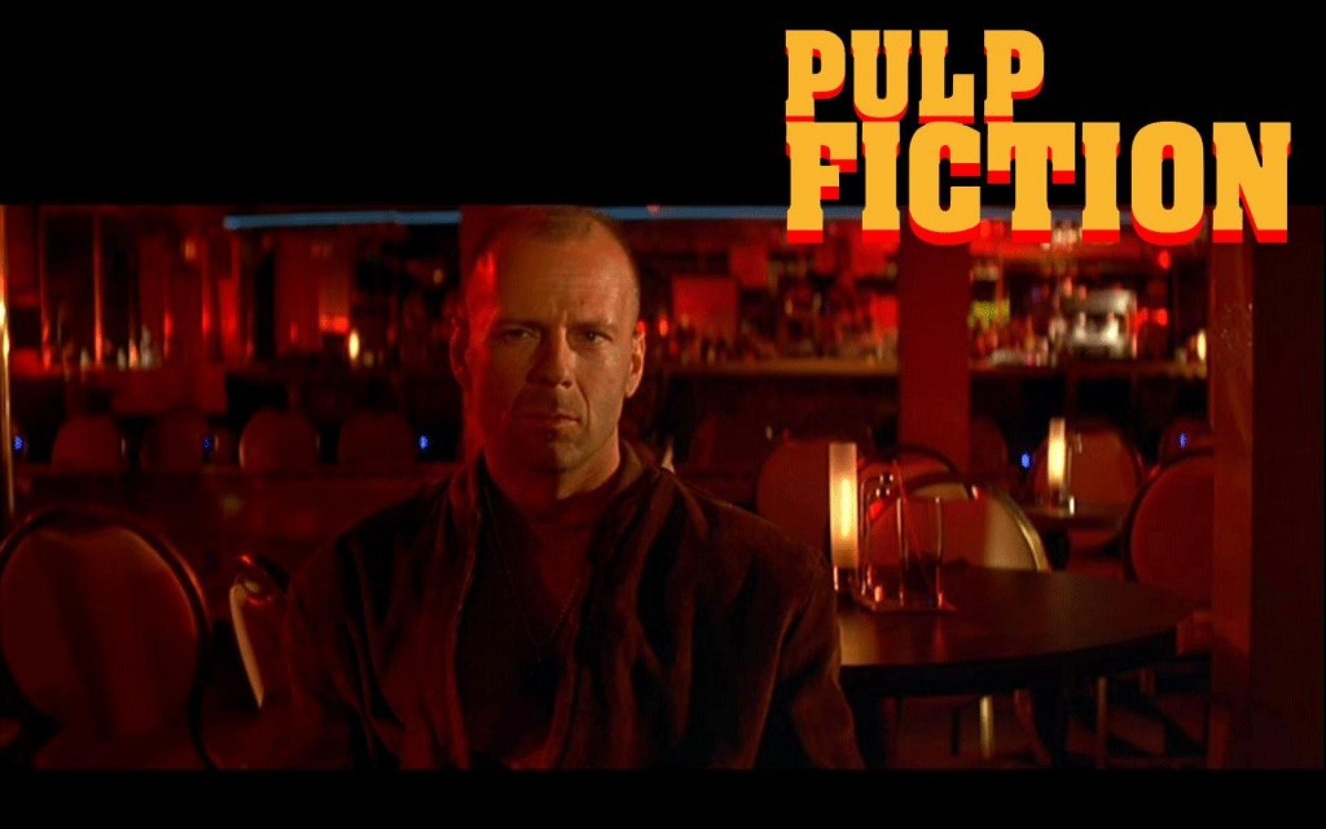 Pulp Fiction: Butch HD Wallpaper