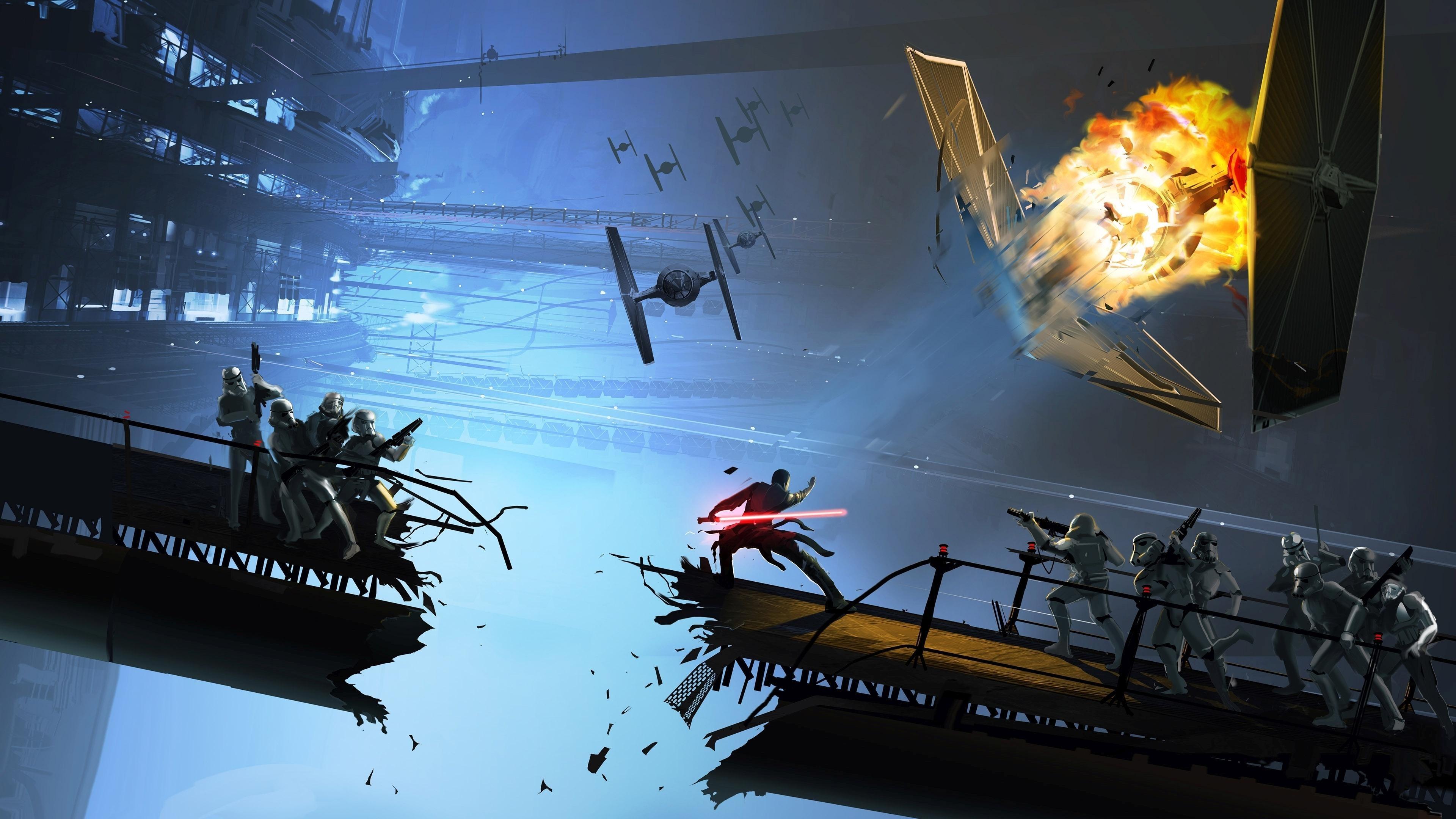 4k Star Wars Wallpaper Dump