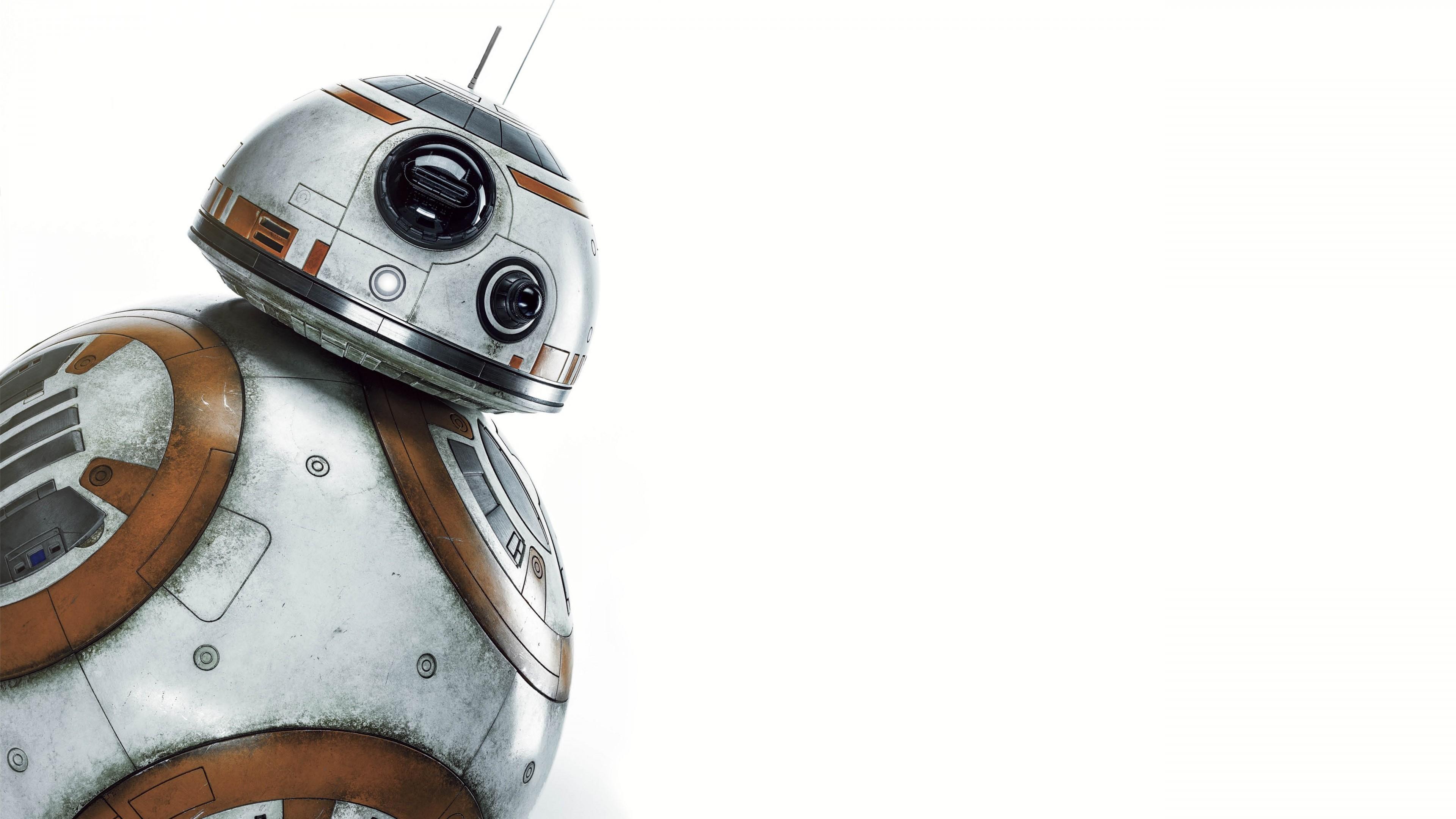 Tags: BB-8 Droid, Star Wars, 4K …