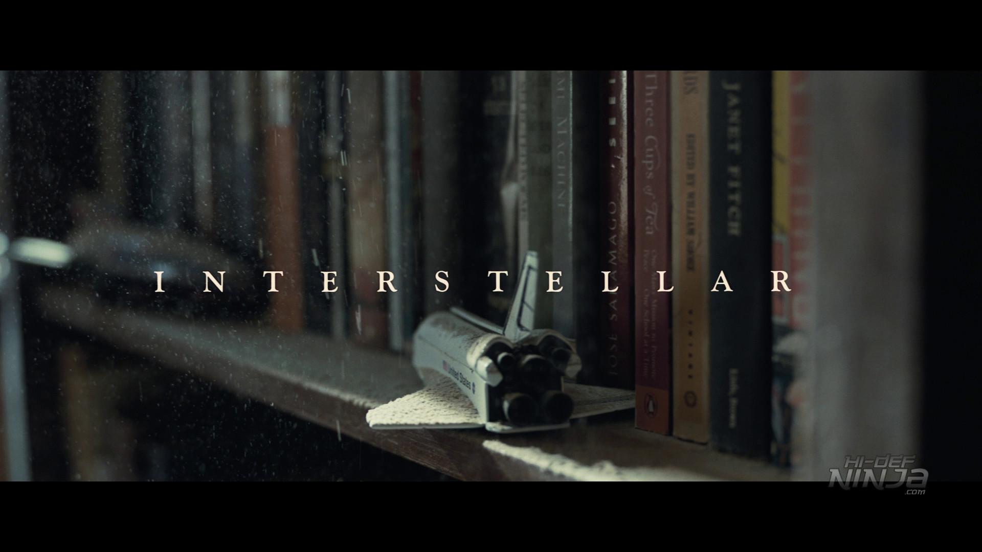 INTERSTELLAR Blu-ray Review | Hi-Def Ninja – Blu-ray SteelBooks – Pop .