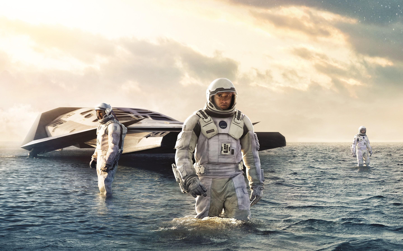 Interstellar Movie Wide