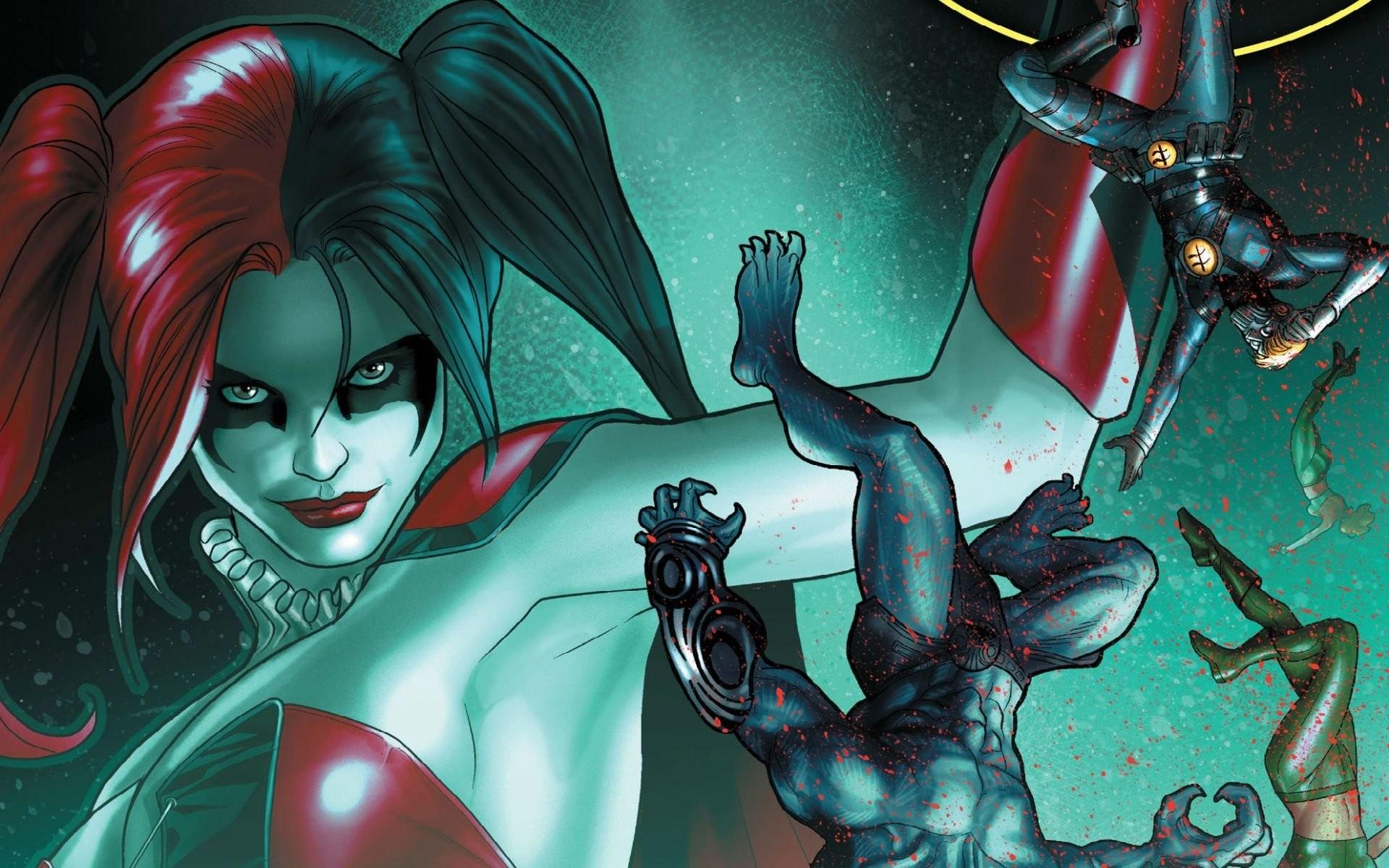 HD Wallpaper   Background ID:587236. Comics Suicide Squad