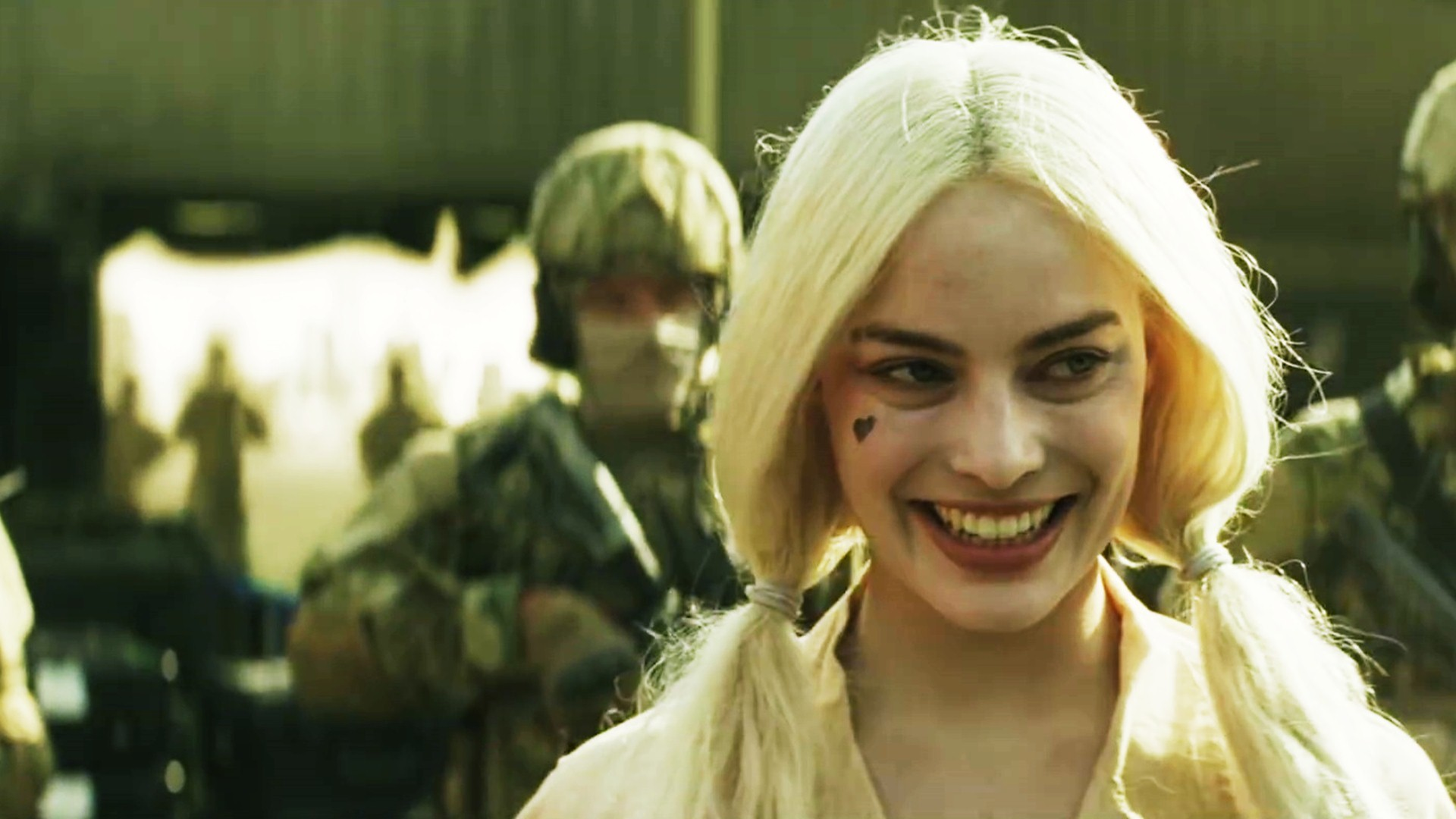 Margot Robbie As Harley Quinn In Suicide Squad 03394 …