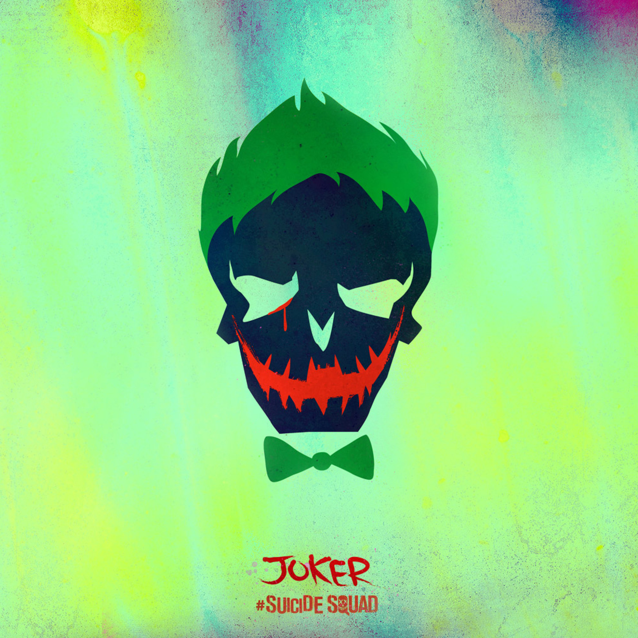 Joker – Tap to see more awesomely creative Suicide squad wallpapers!  @mobile9