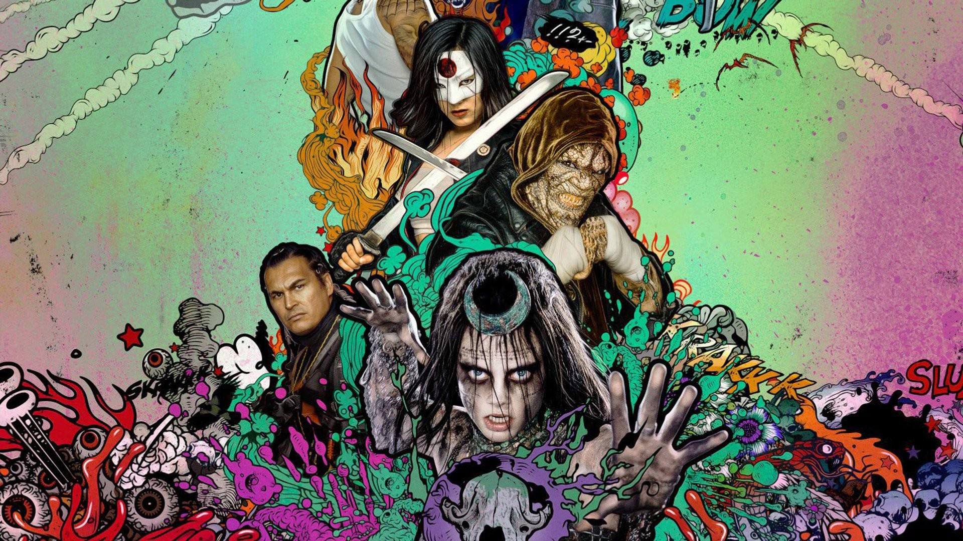 Suicide Squad New Wallpapers 05095 – Baltana