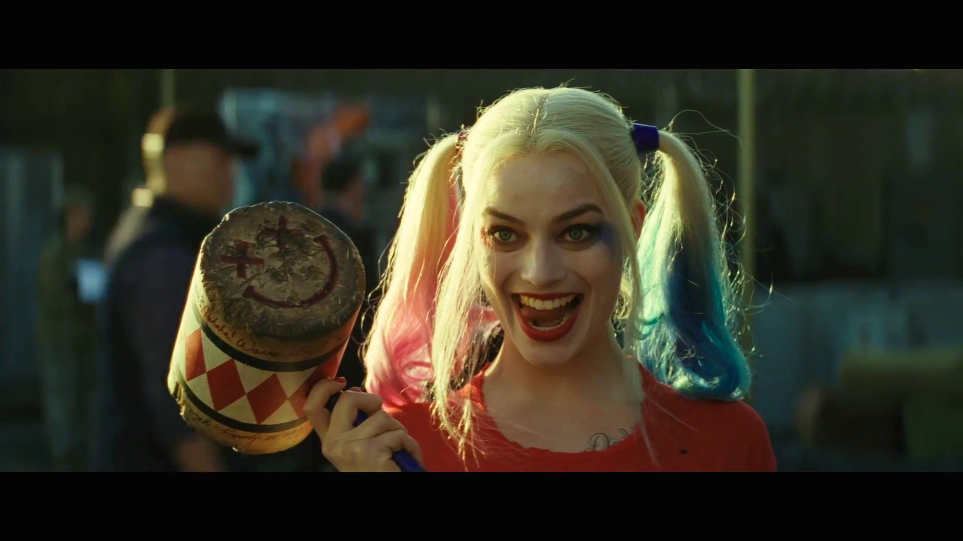 DCUO Post Loyal Player. SUICIDE SQUAD Movie Clip – Harley …
