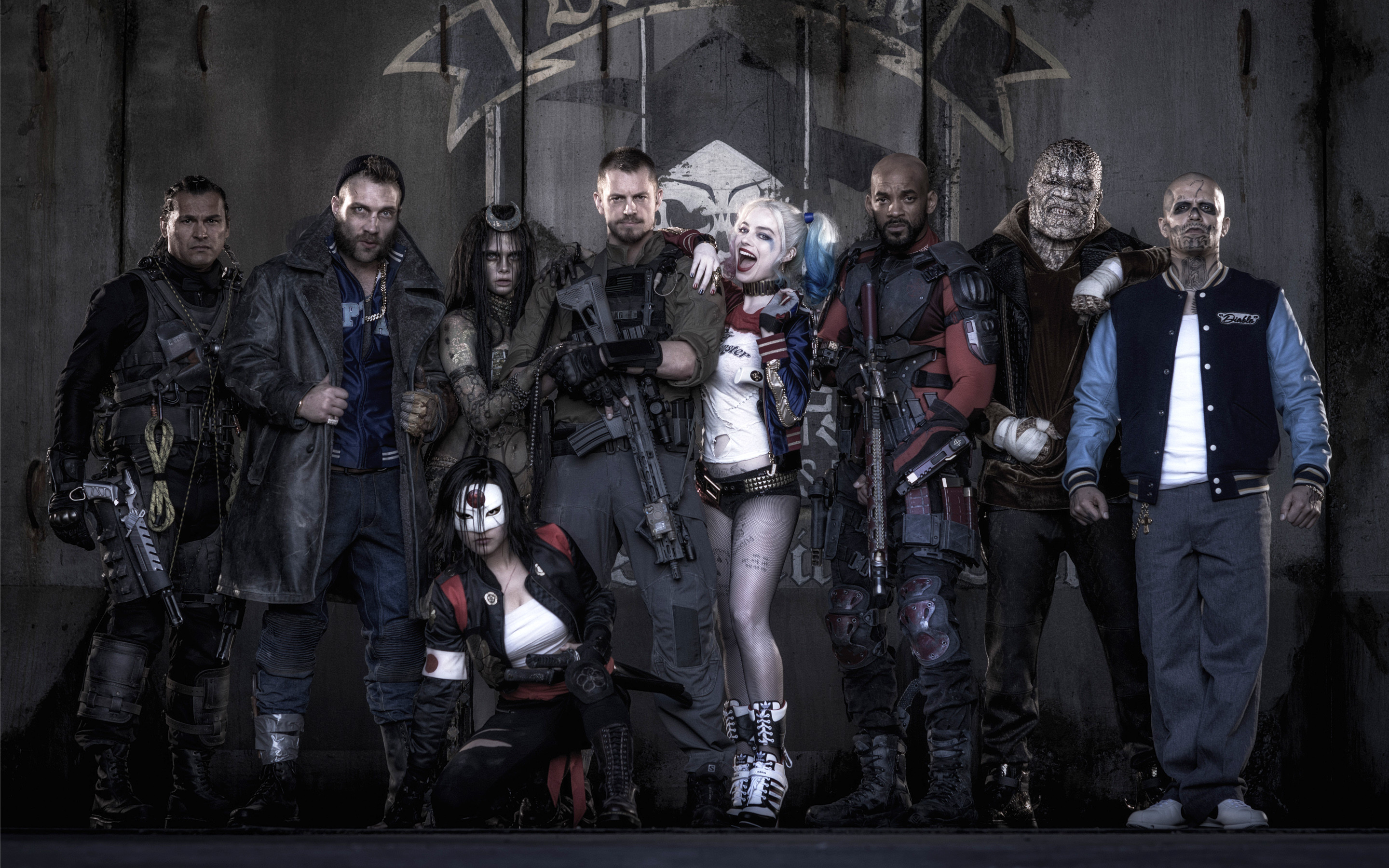 Harley Quinn Suicide Squad Computer Wallpaper