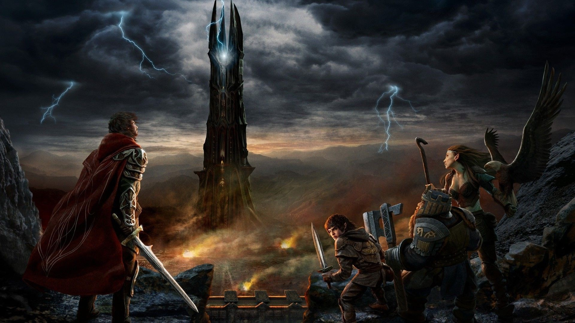 lord of the rings hd picture