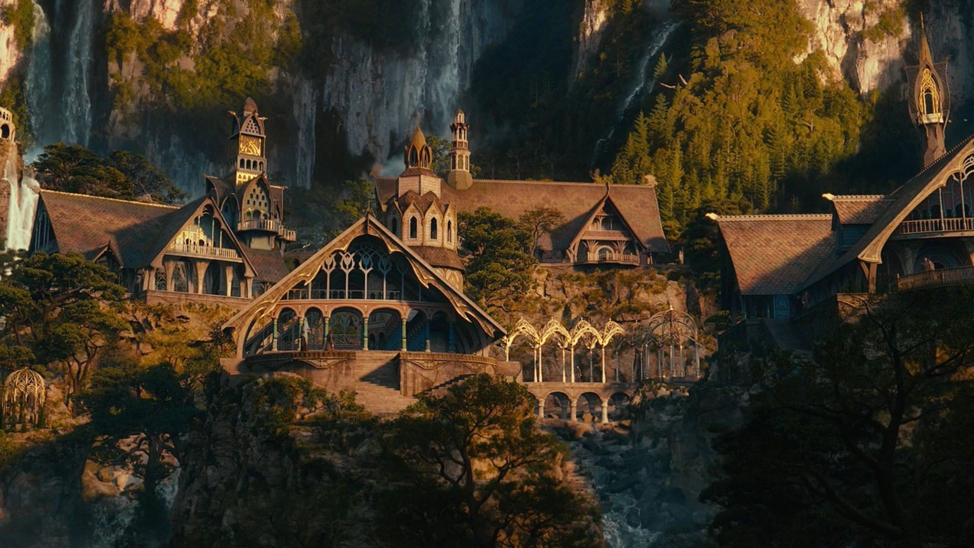 Lord Of The Rings Wallpaper Rivendell