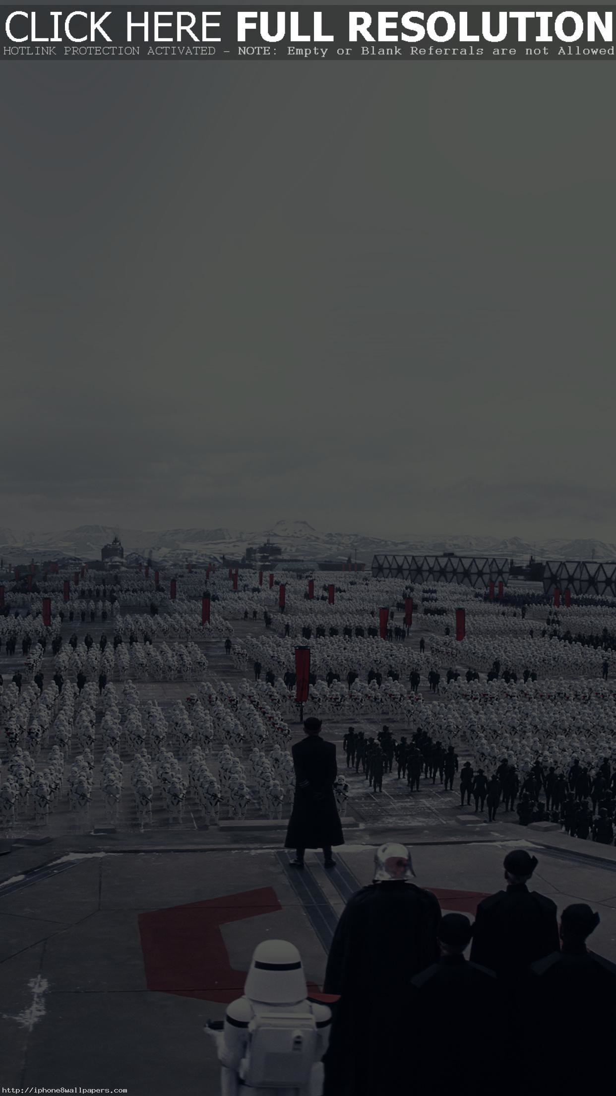 Force Awakens Starwars First Order Art Film Android wallpaper – Android HD  wallpapers
