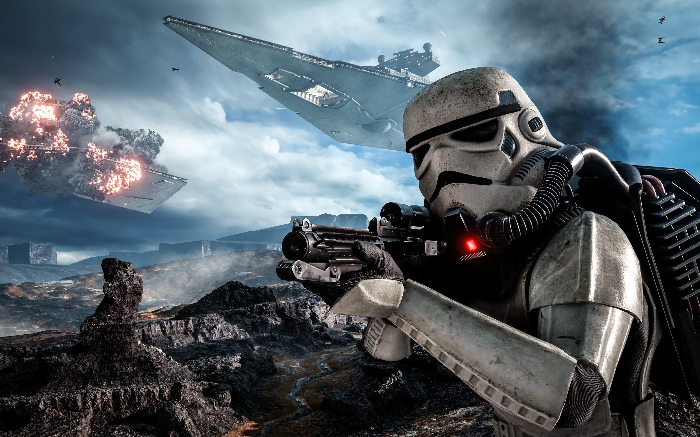 Star Wars Battlefront Wallpaper