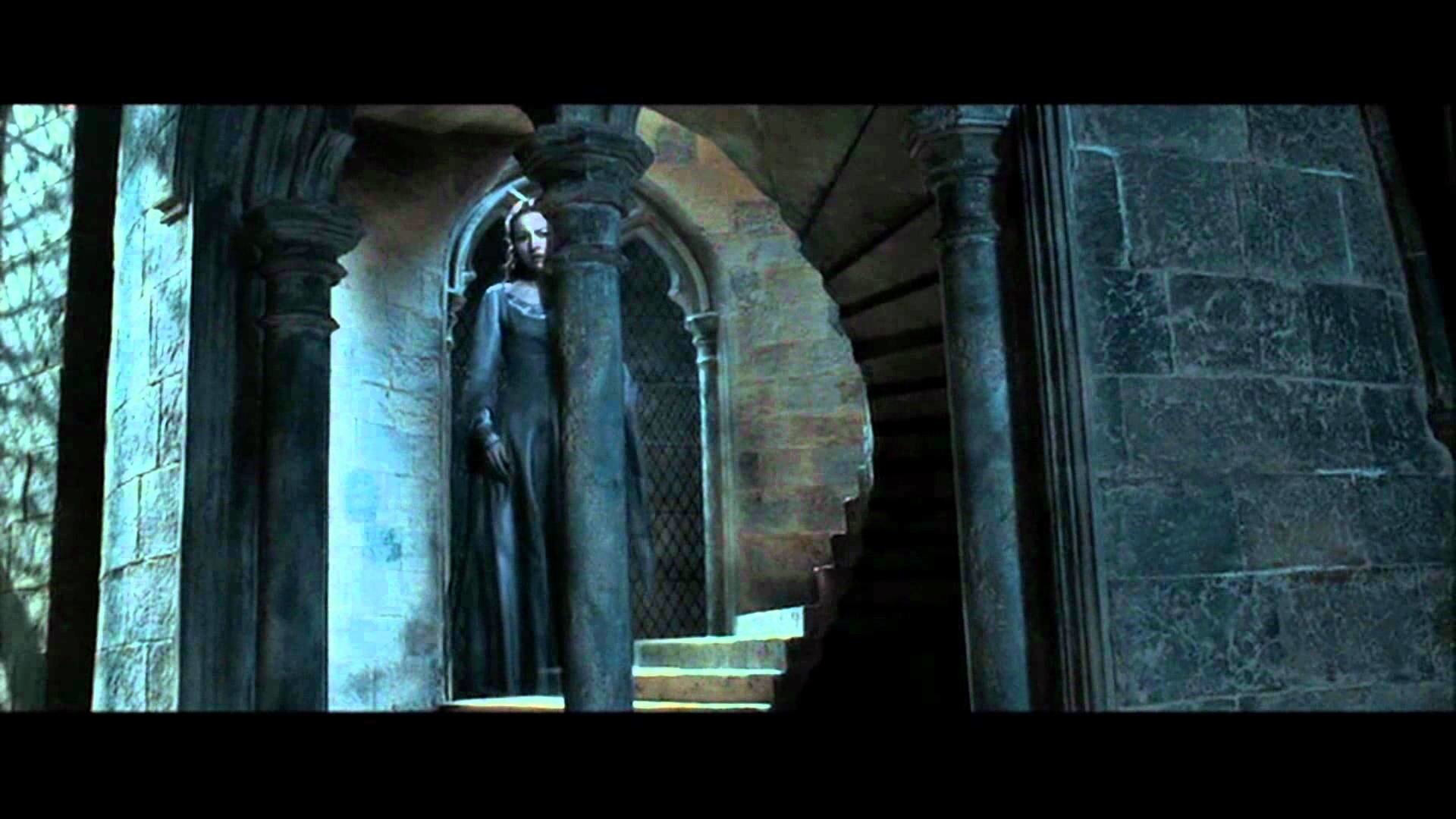 Harry Potter and the Deathly Hallows part 2 – the Grey Lady scene part 1 (HD)  – YouTube