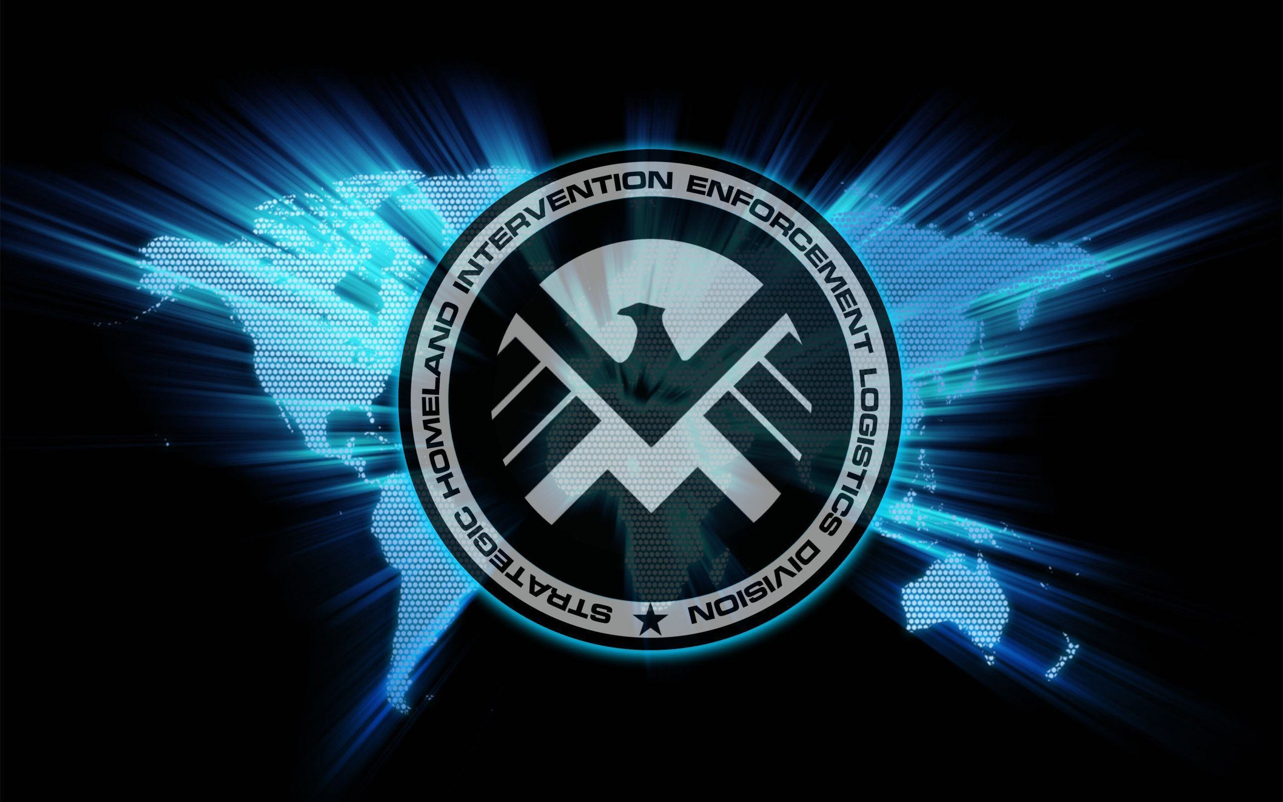 Marvel Shield Logo Wallpaper – WallpaperSafari