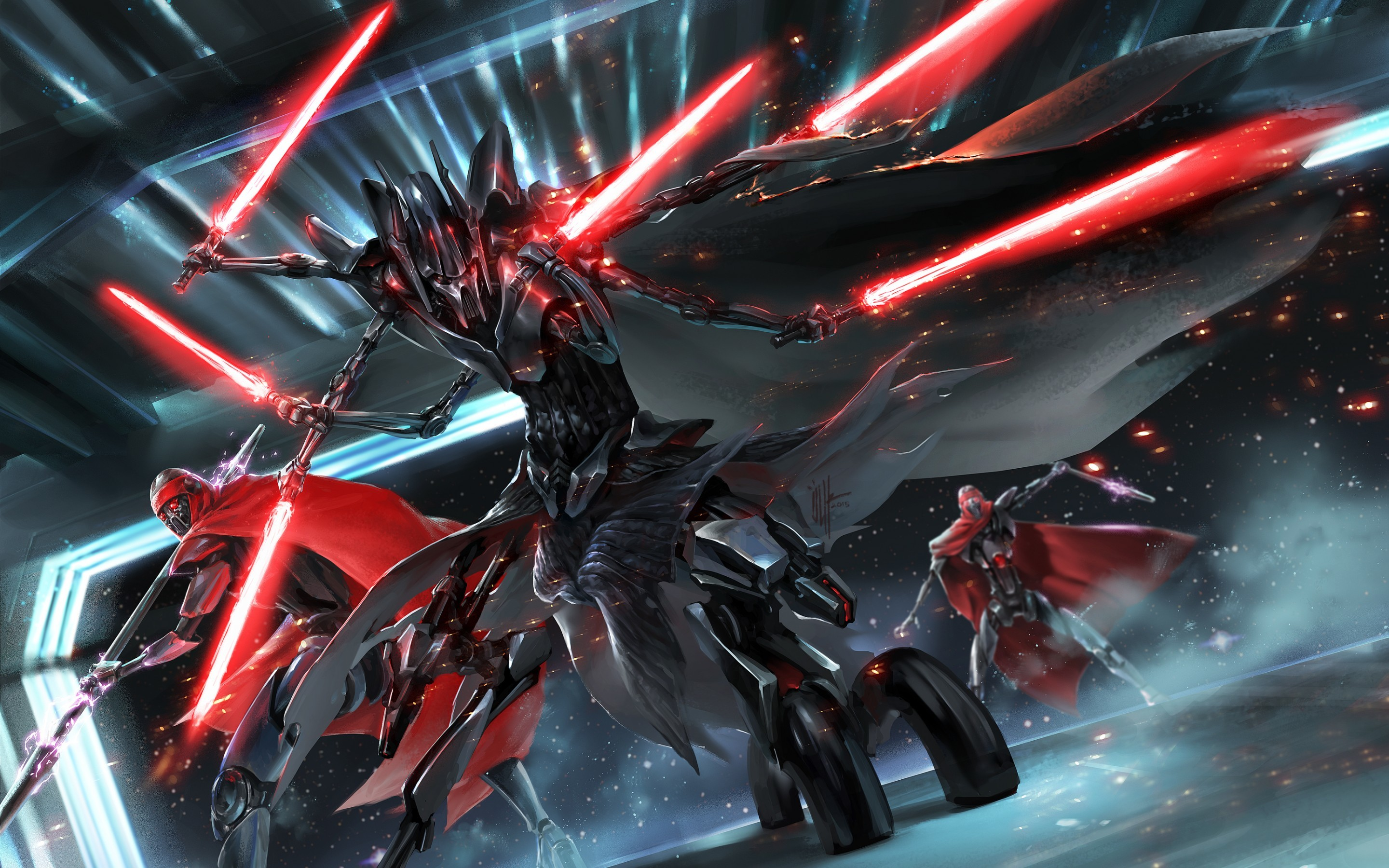 Tags: General Grievous, Star Wars …