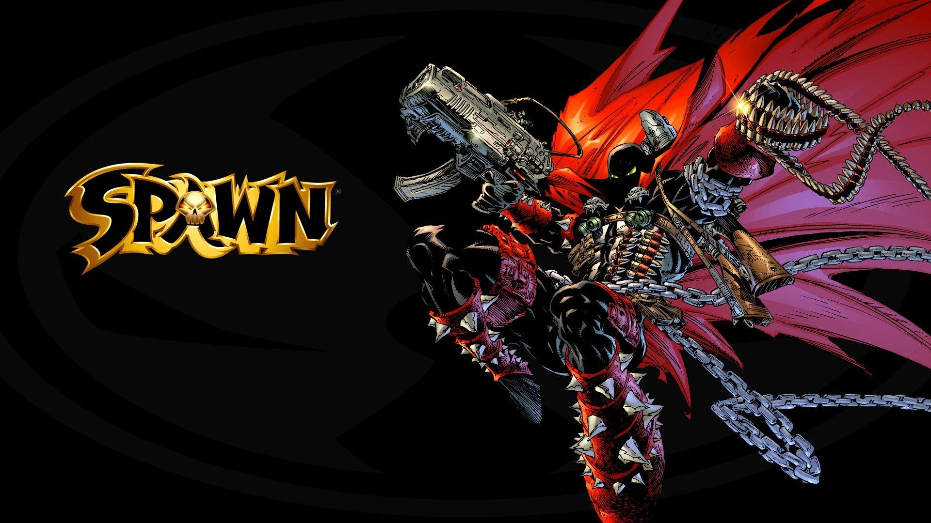 Spawn HD Wallpapers #3 – 1920×1080.