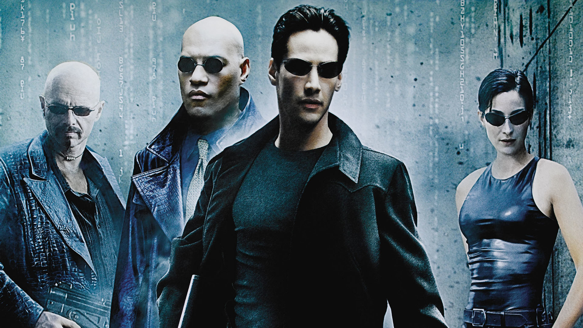 Animated <b>Matrix</b> Code <b>Wallpaper</