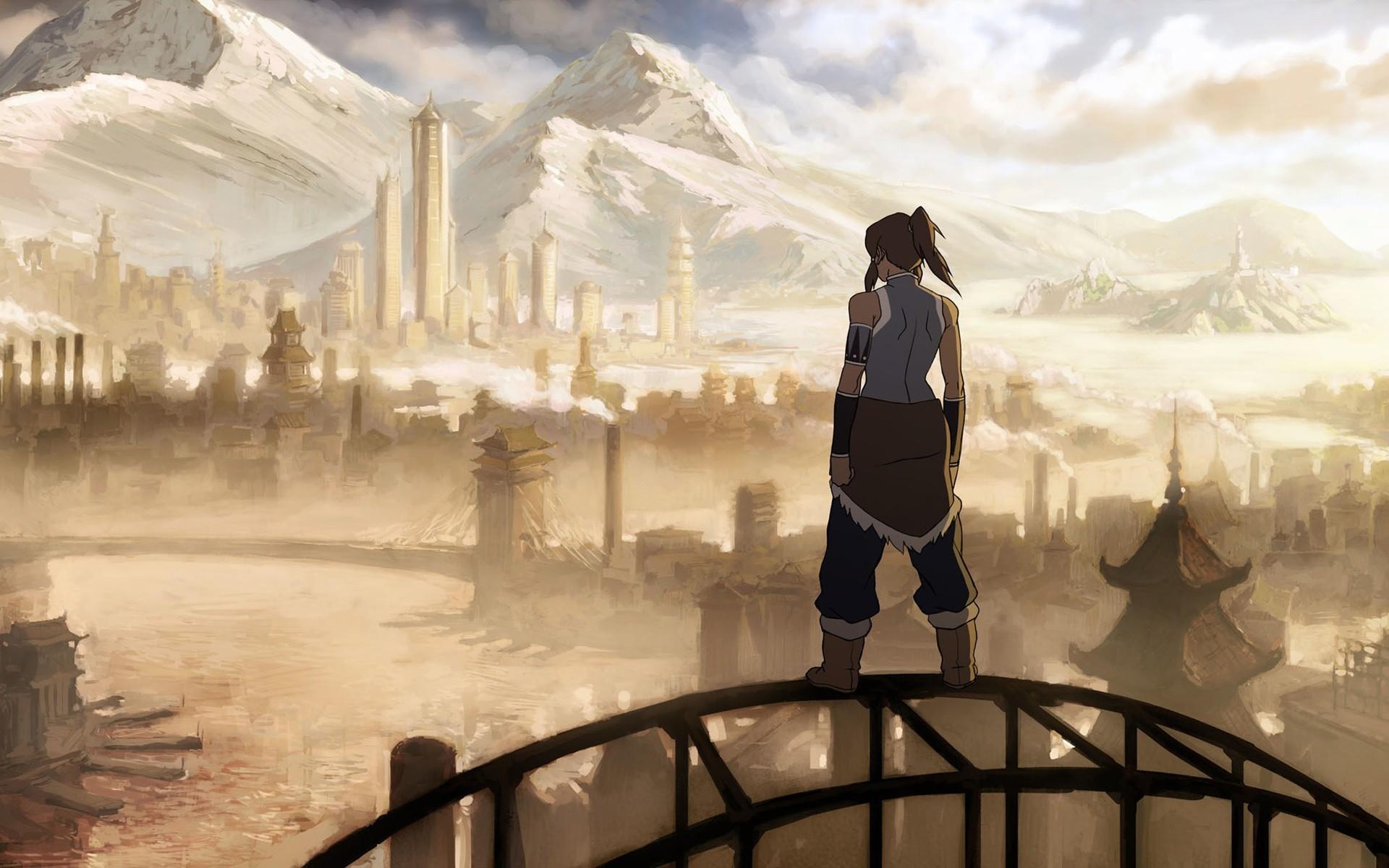 Korra – Avatar – Legend of Korra Wallpaper #4378