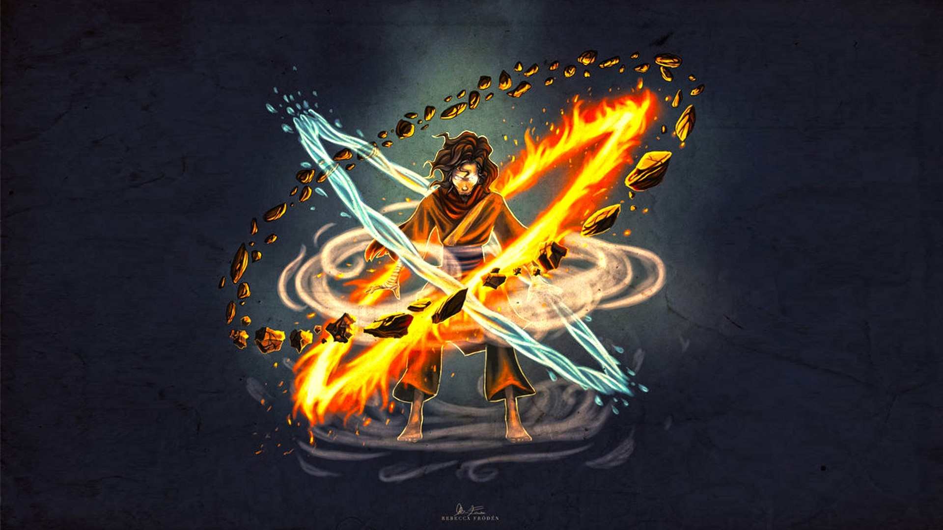 Avatar Wan, The Legend Of Korra Wallpapers HD / Desktop and Mobile  Backgrounds