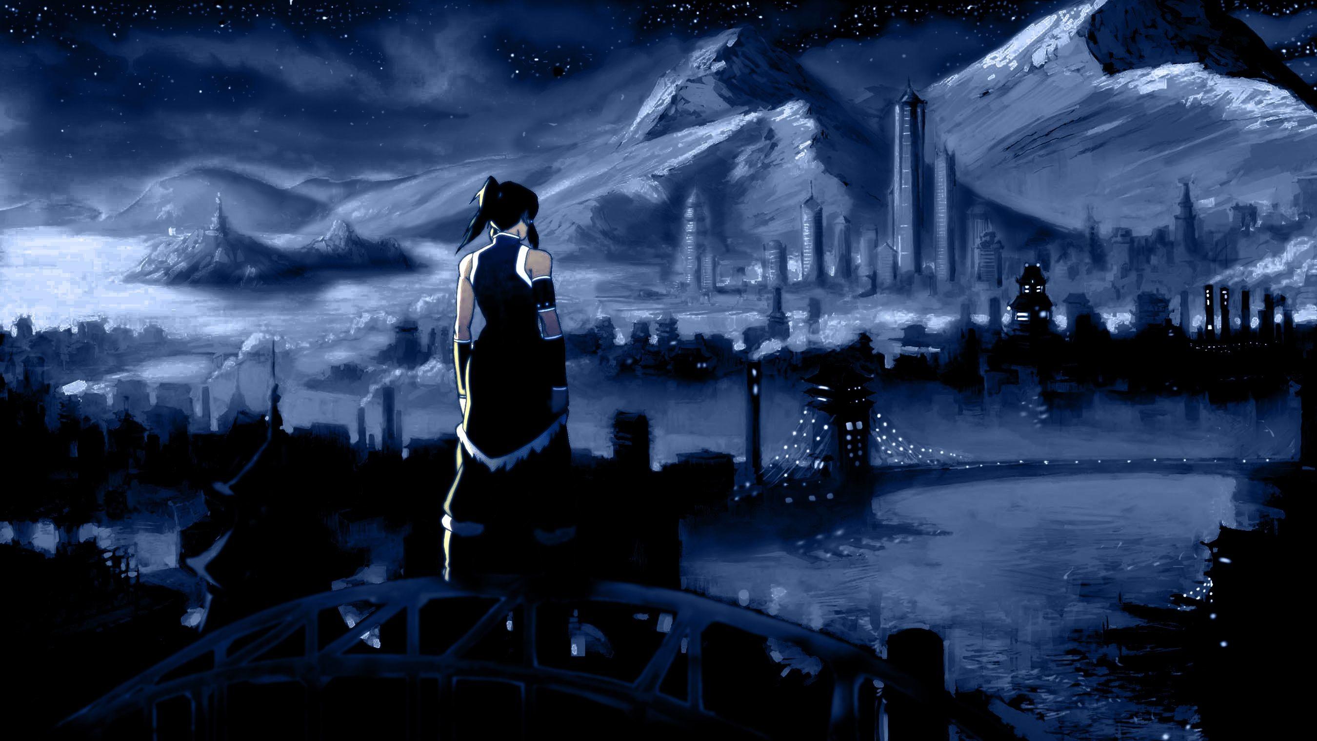 84 Avatar: The Legend Of Korra HD Wallpapers