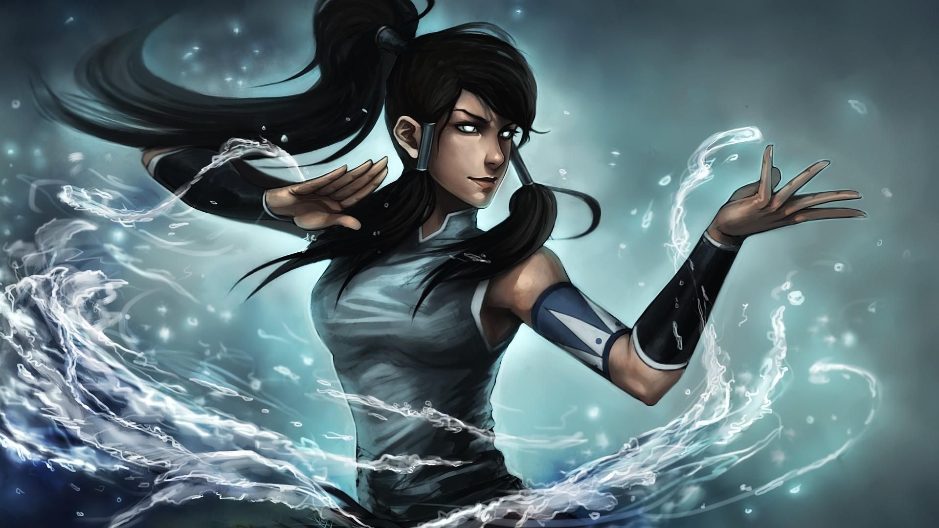Avatar, Water, Korra, The Legend Of Korra Wallpapers HD / Desktop and  Mobile Backgrounds