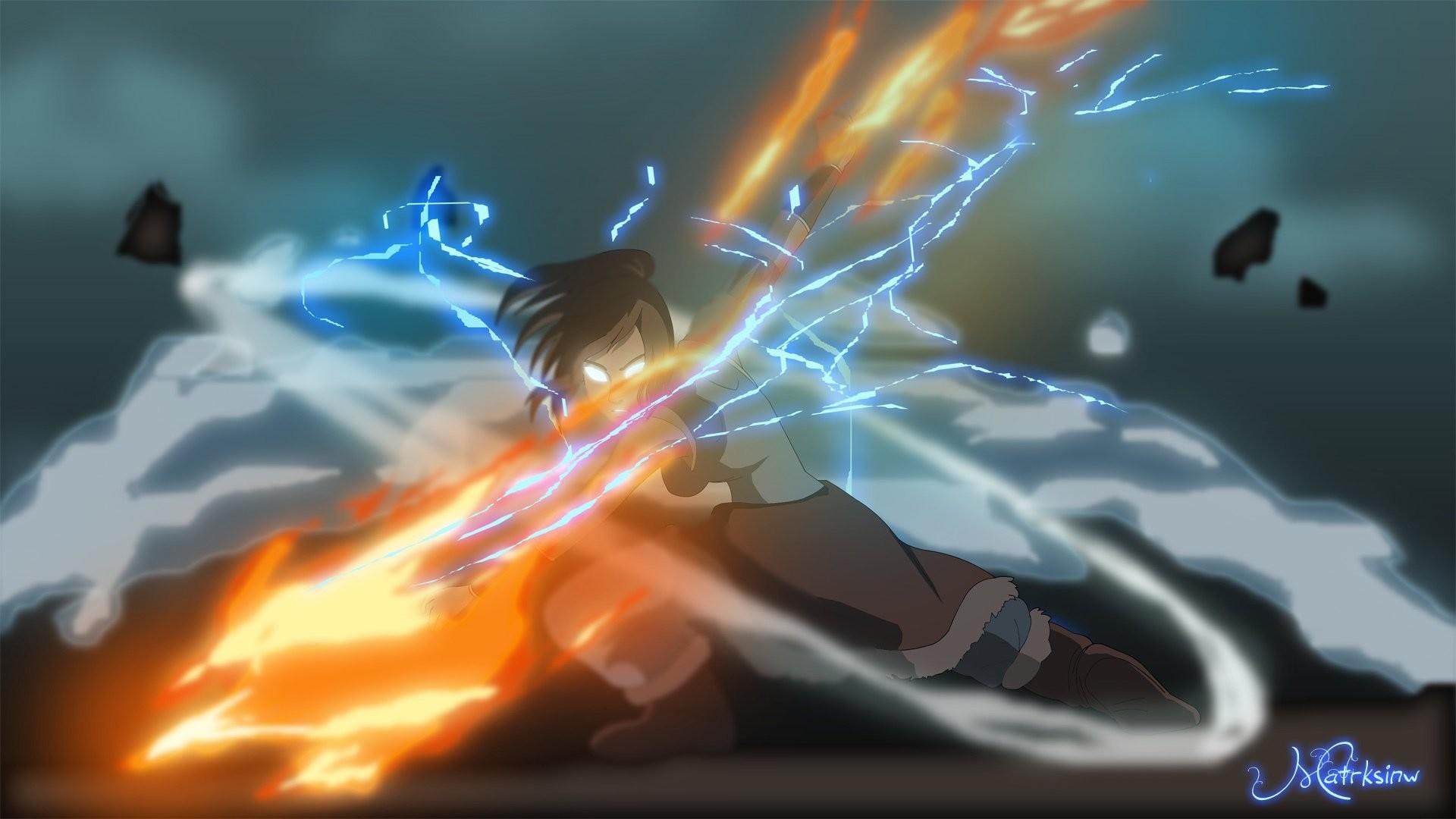 the legend of korra avatar: the legend of korra korra corra art poems magic  fire
