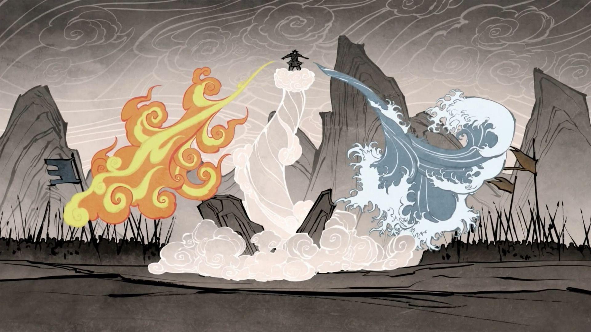 Avatar – The Last Airbender wallpaper thumb