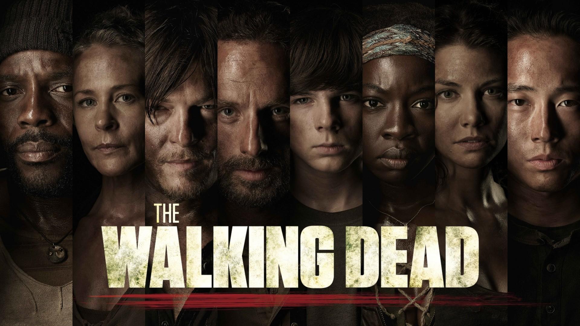 The walking dead wallpaper Group 1920×1080 The Walking Dead Wallpapers  1920×1080 (
